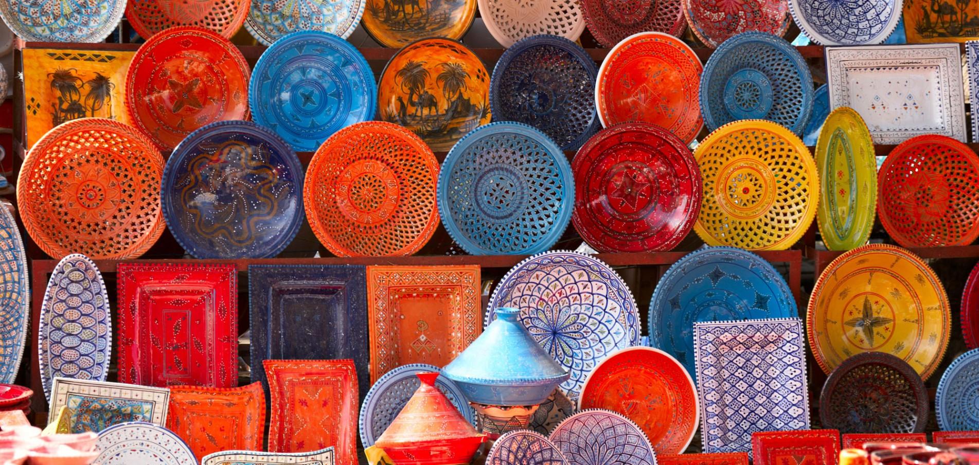 WILLKOMMEN IN TUNESIEN ...Bon Voyage für das Fest der Sinne!