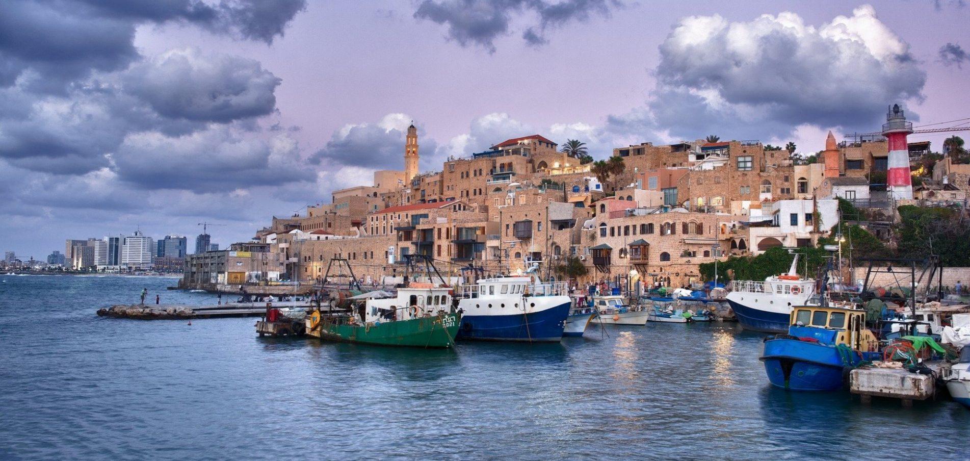 Willkommen in Tel Aviv ... der neuen Trend-Destination am Mittelmeer