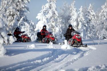 Lappland Incentive für Actionliebhaber