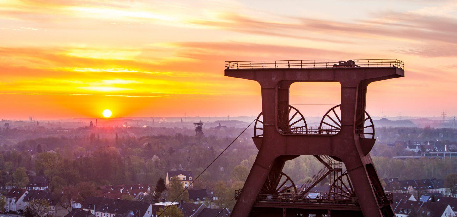 Willkommen in Essen ...grüne Hauptstadt Europas 2017!