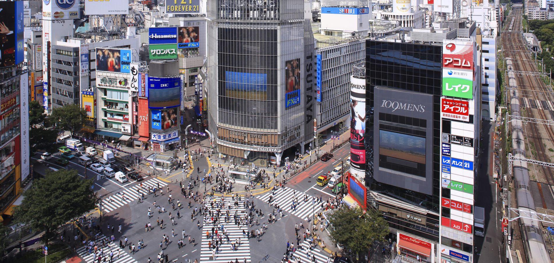 WILLKOMMEN IN TOKIO ...Schrill & Skurril!