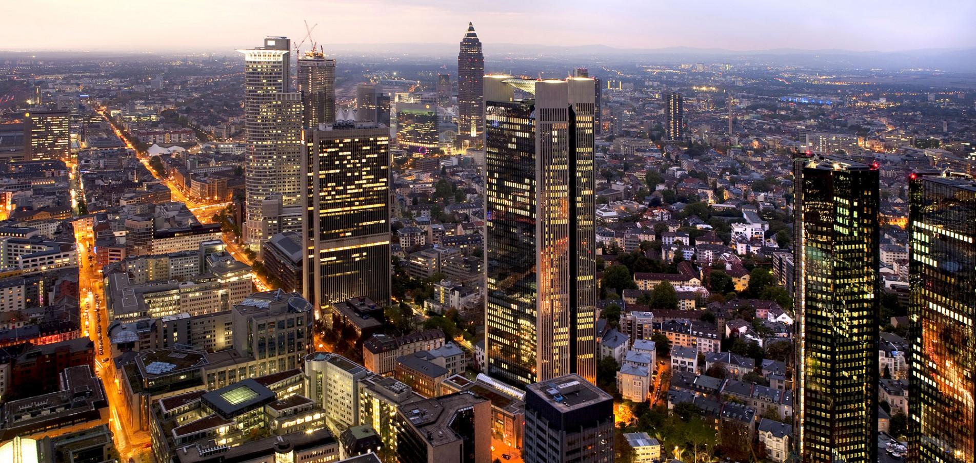 WILLKOMMEN IN FRANKFURT ... der Großstadt mit Herz im Herzen Europas!