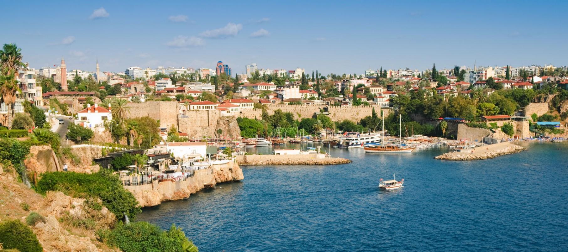Wilkommen in Antalya ...eine Nummer eins Strand-Destination!