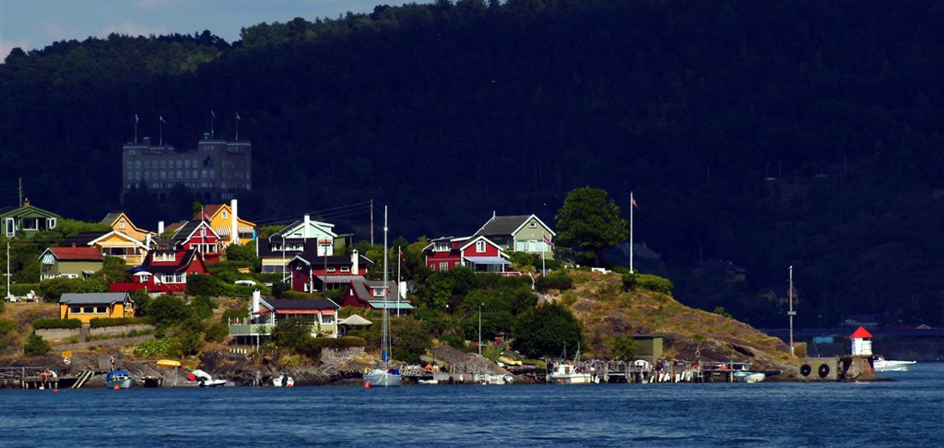 Willkommen in Oslo ... dem größten Dorf der Welt!