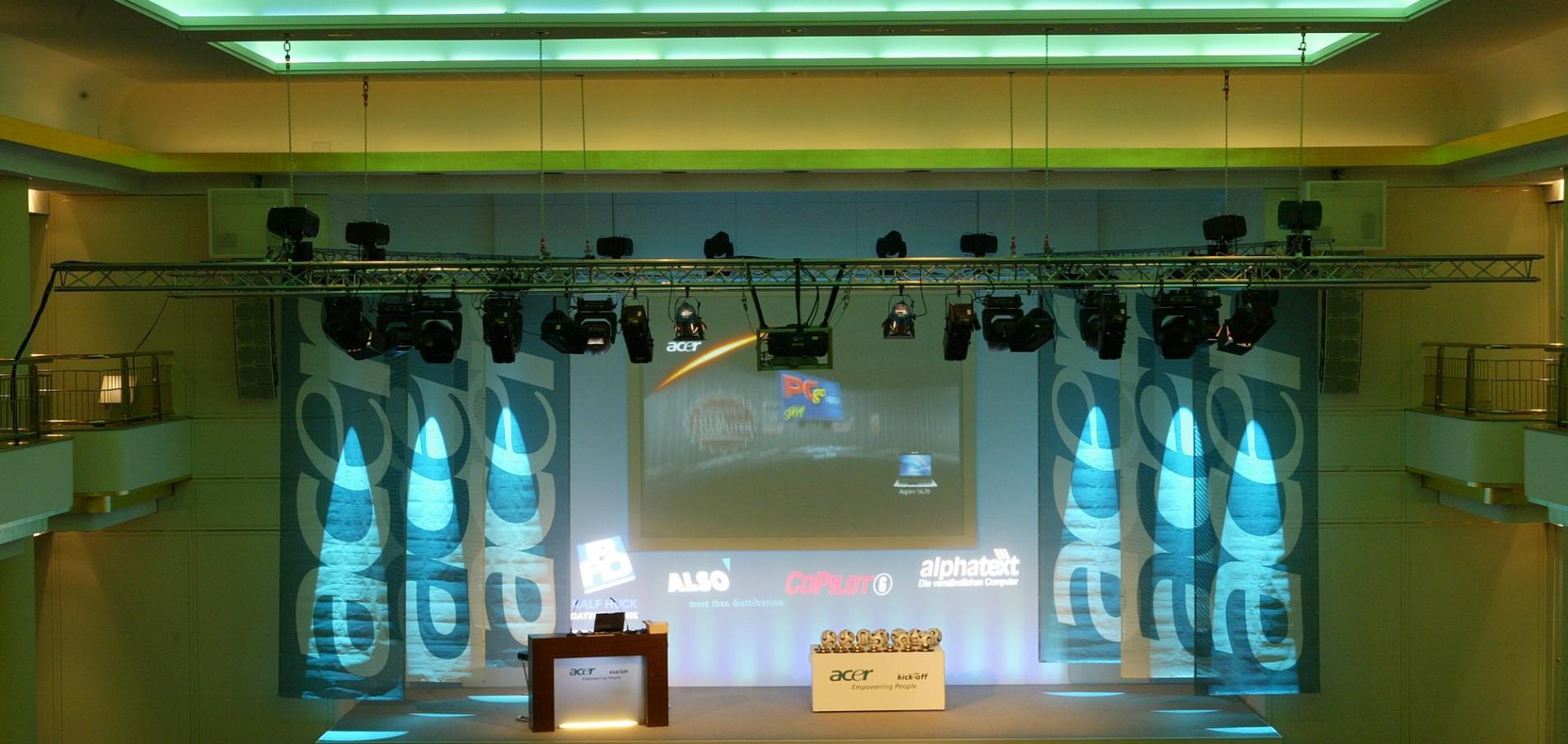 Kick-Off-Event  für 550 IT-Entscheider