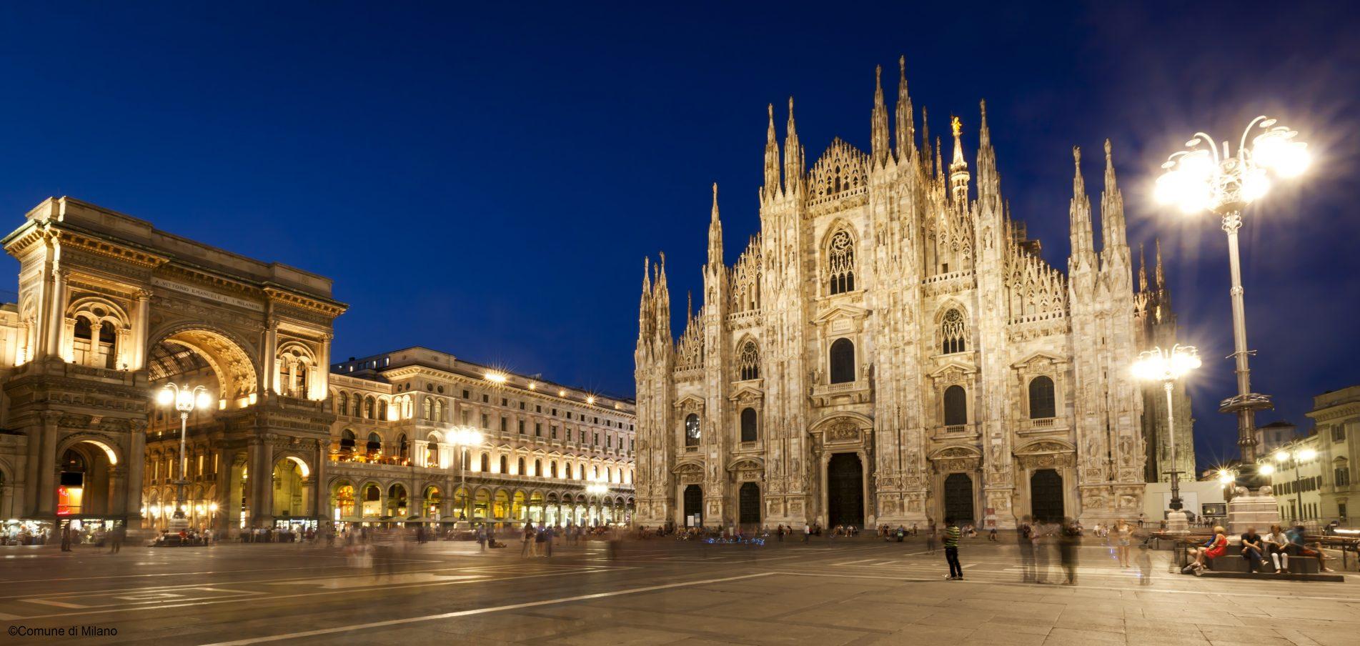 Willkommen in Mailand ... die Metropole für Mode und Design