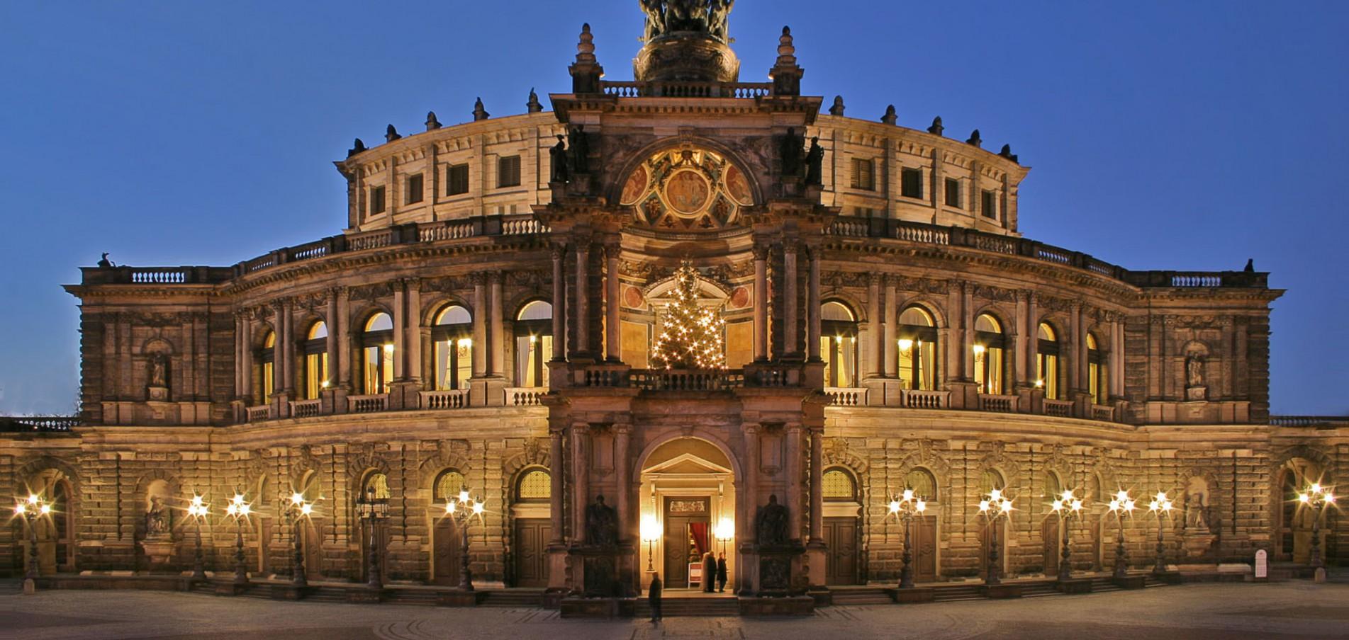 Willkommen in Dresden ... dem Elbflorenz Sachsens!