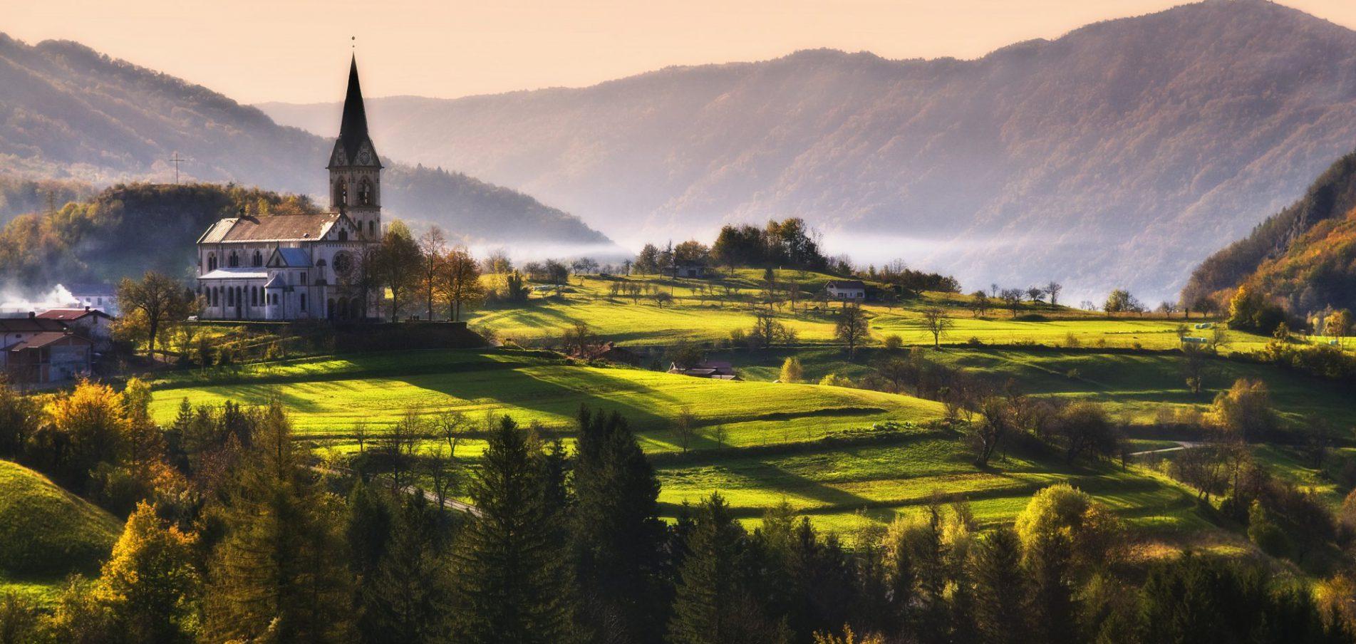 Willkommen in Slowenien ...zwischen Alpen und Mittelmeer!