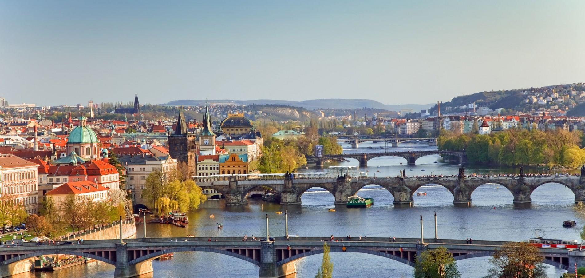 Willkommen in Prag ... der goldenen Stadt an der Moldau!