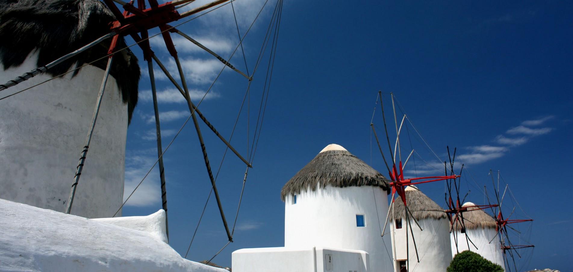 Willkommen auf Mykonos ... Inselfeeling deluxe!