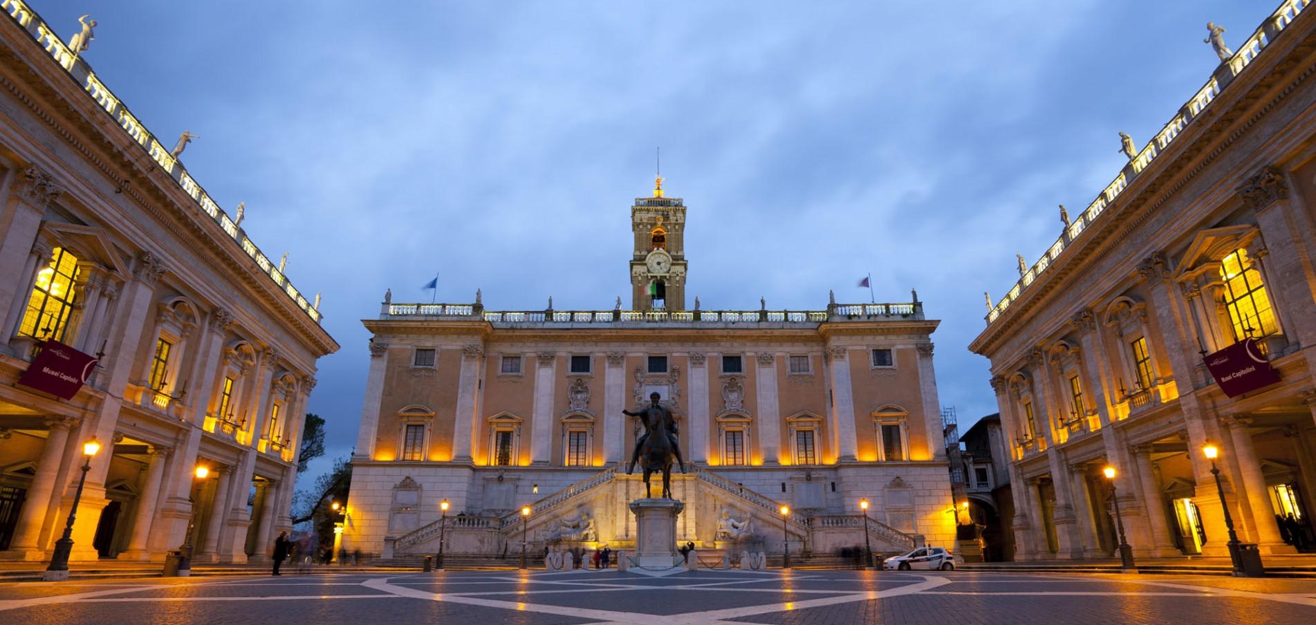 WILLKOMMEN IN ROM ... der ewigen Stadt!