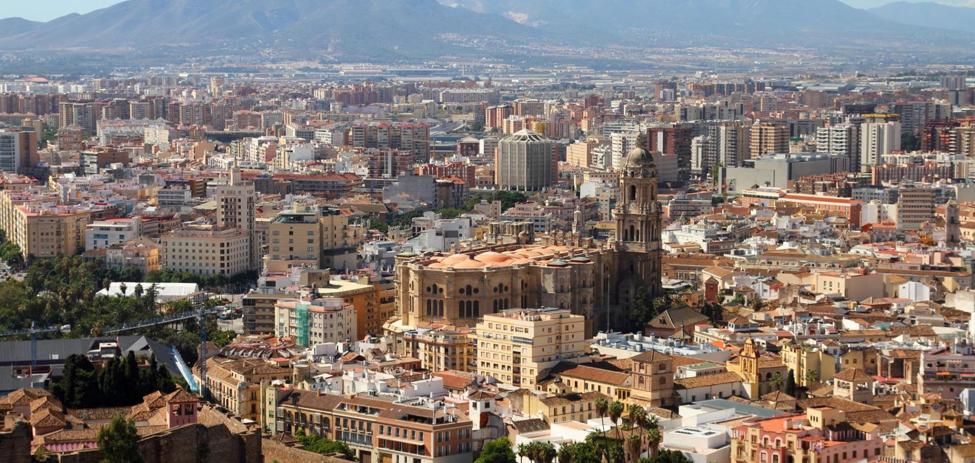 WILLKOMMEN IN MALAGA ... der Perle Andalusiens!
