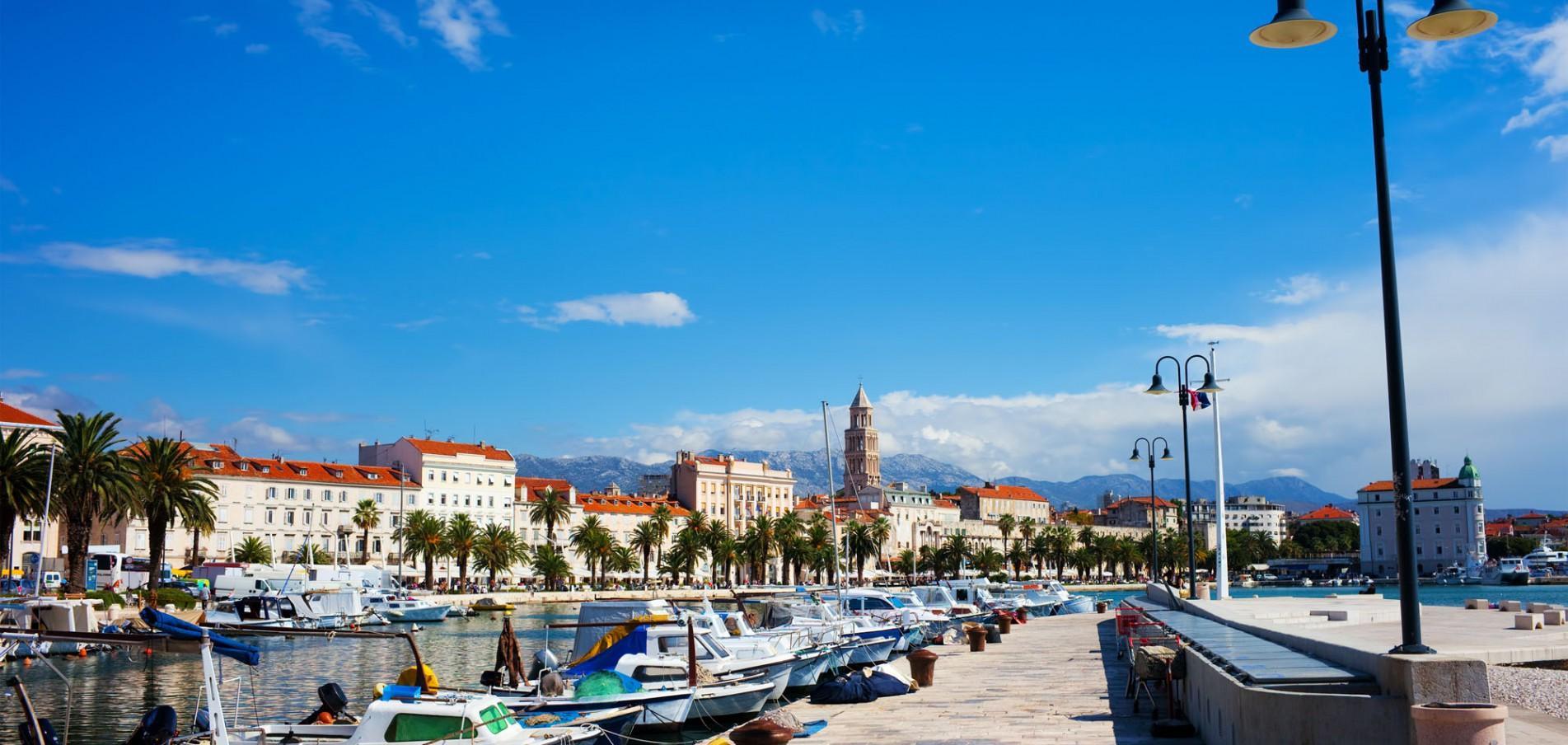 Willkommen in Split ... der Diva der Adria!
