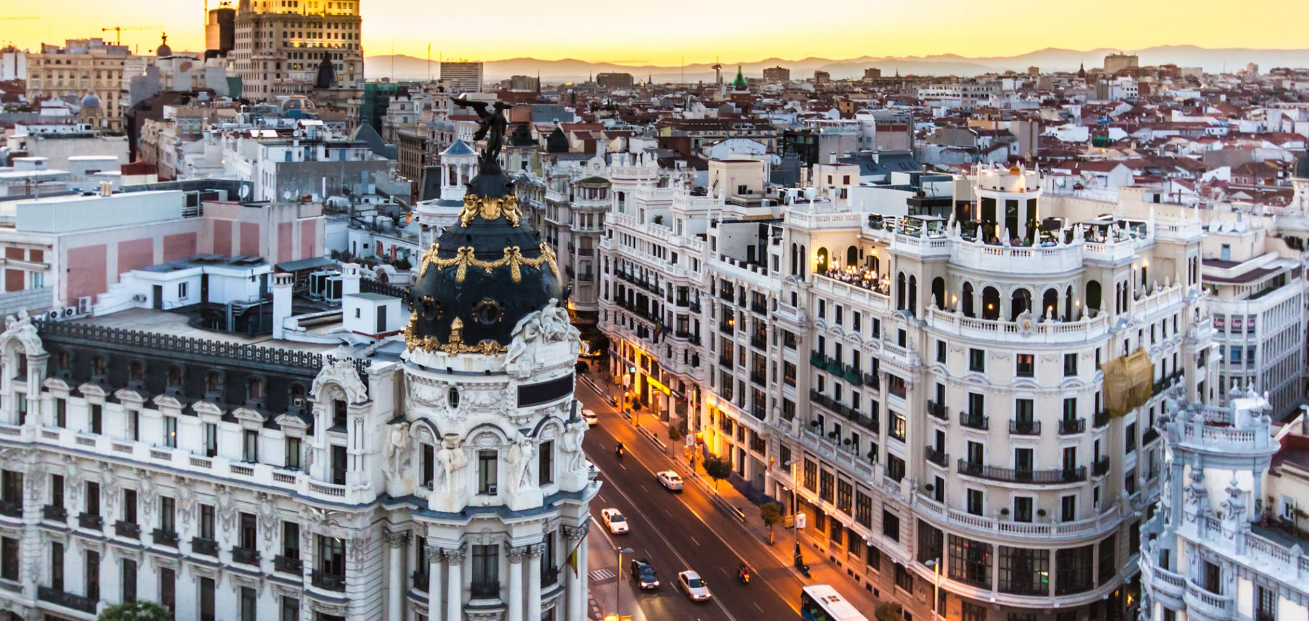 "WILLKOMMEN IN MADRID ""De Madrid al cielo...!"""