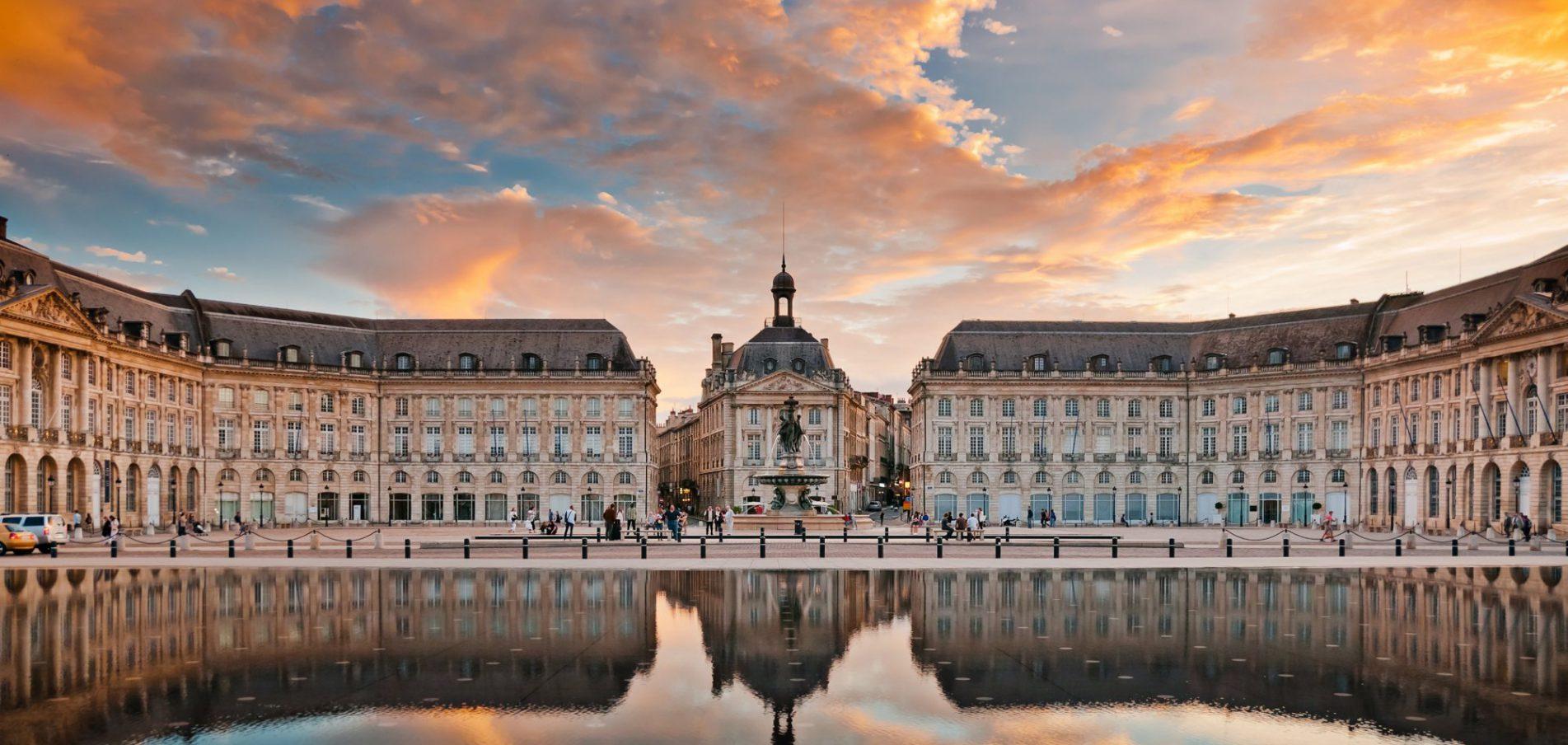 Willkommen in Bordeaux ...französische Stadtromantik pur!