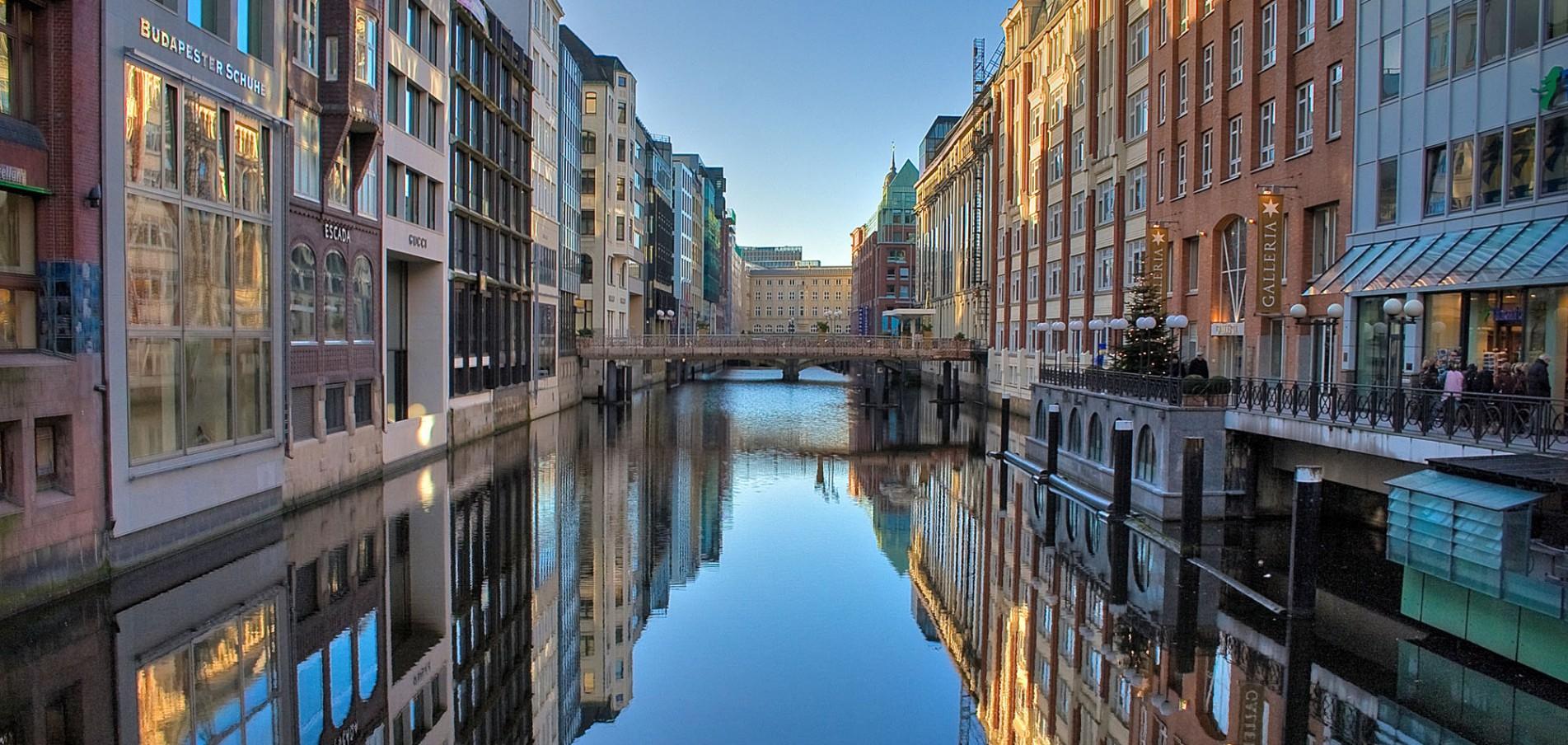 Willkommen in Hamburg ... moderne Metropole mit Tradition & Flair!