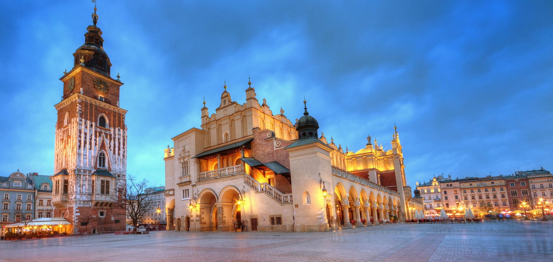 WILLKOMMEN IN KRAKAU ...die heimliche Hauptstadt Polens!