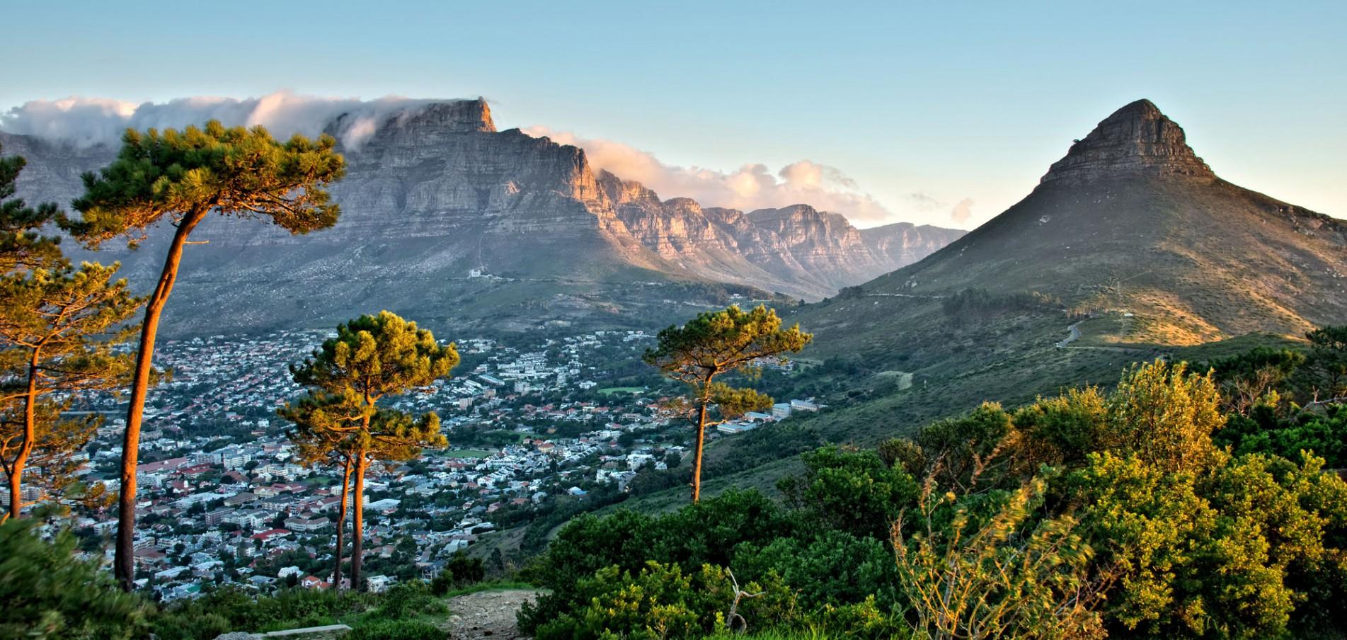 Willkommen in Südafrika ... das schönste Ende der Welt!