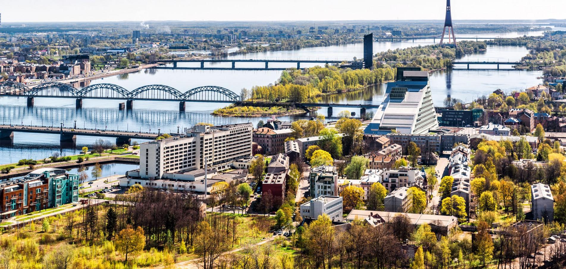 Willkommen in Riga  ... dem Paris des Nordens und Hochburg des Jugendstils!