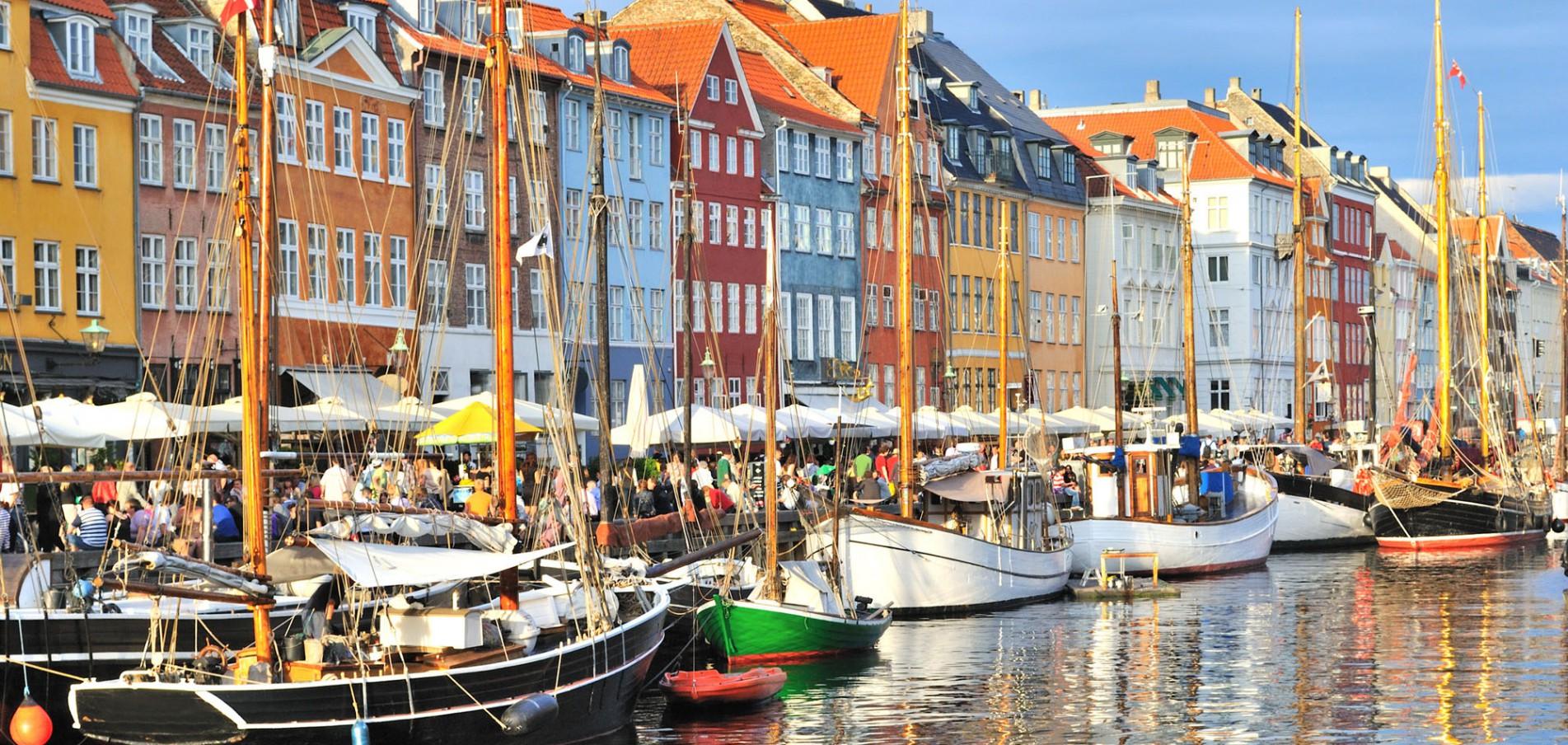 WILLKOMMEN IN KOPENHAGEN ... im Venedig des Nordens!
