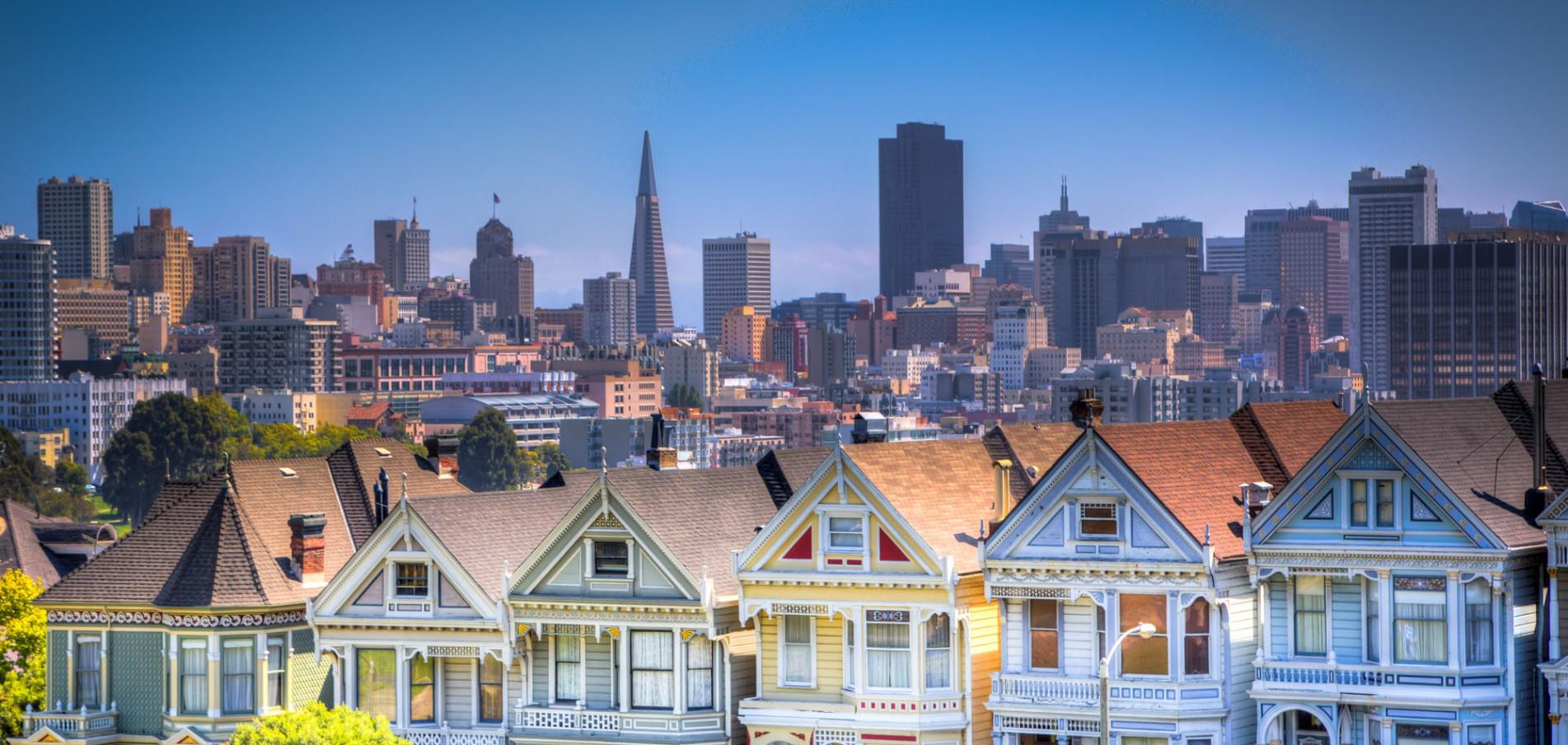 WILLKOMMEN IN SAN FRANCISCO  ... your Golden Gate to America!