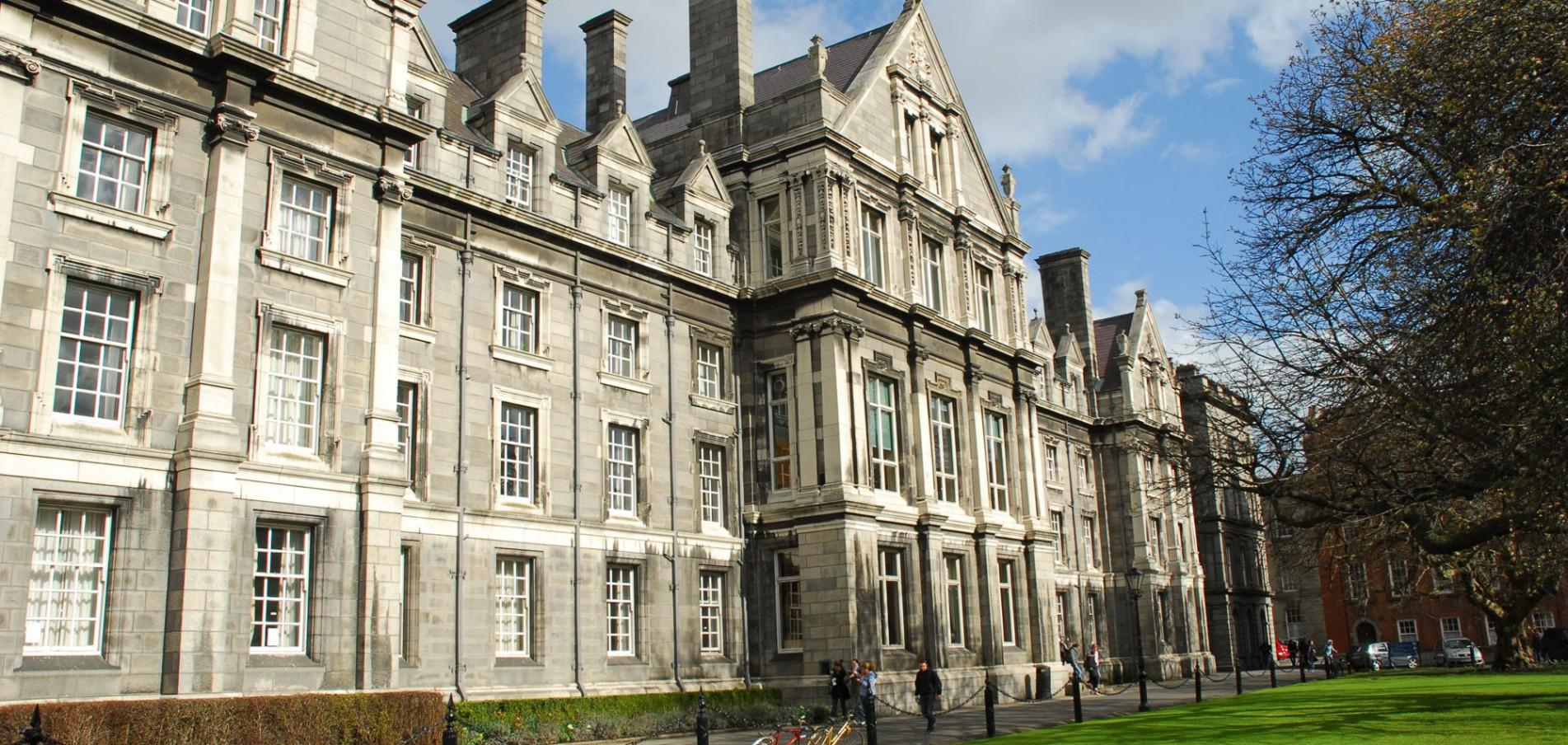 WILLKOMMEN IN DUBLIN ...Geschichte und Geschichten an jeder Ecke!