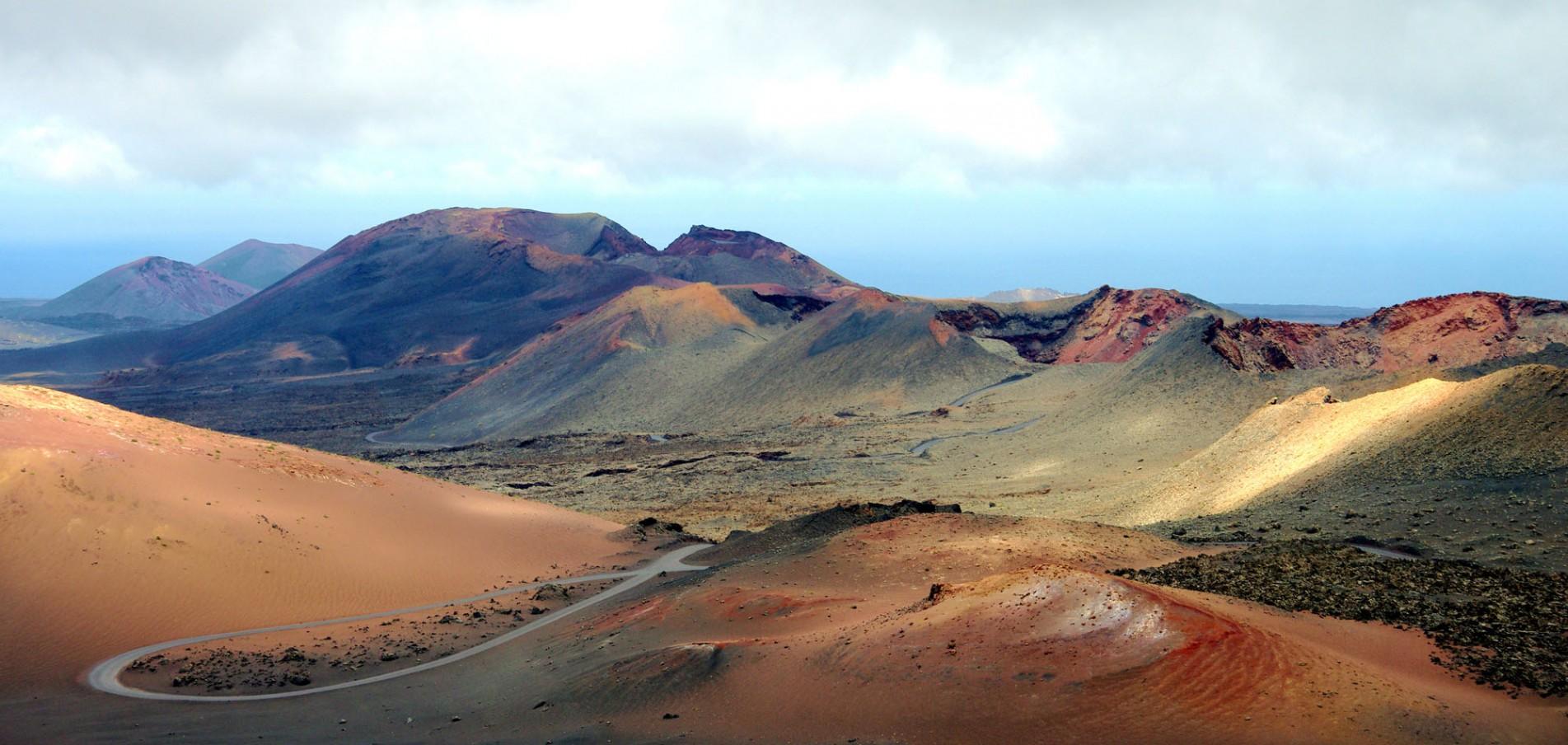 WILLKOMMEN AUF LANZAROTE ...zwischen Mondlandschaften und Vulkankratern!
