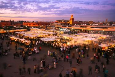 Märchenzauber aus 1001 Nacht Marrakesch Incentive