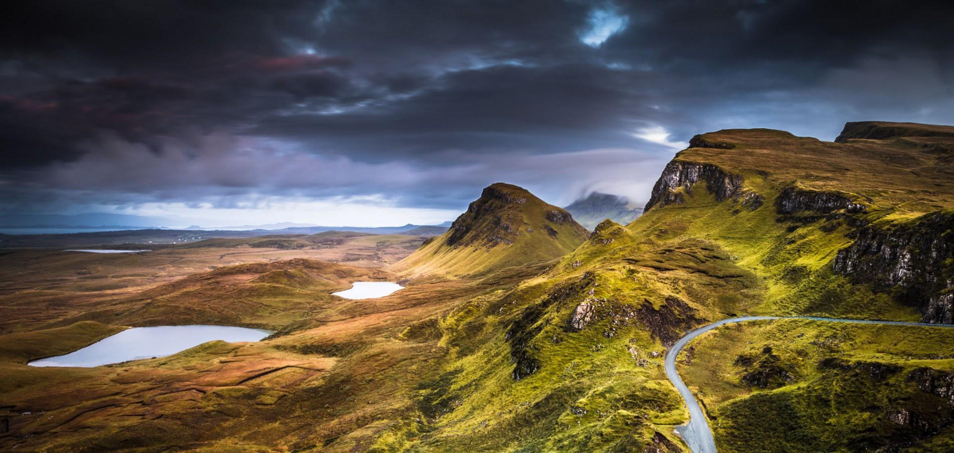 WILLKOMMEN IN SCOTTLAND ...raue Schönheit!