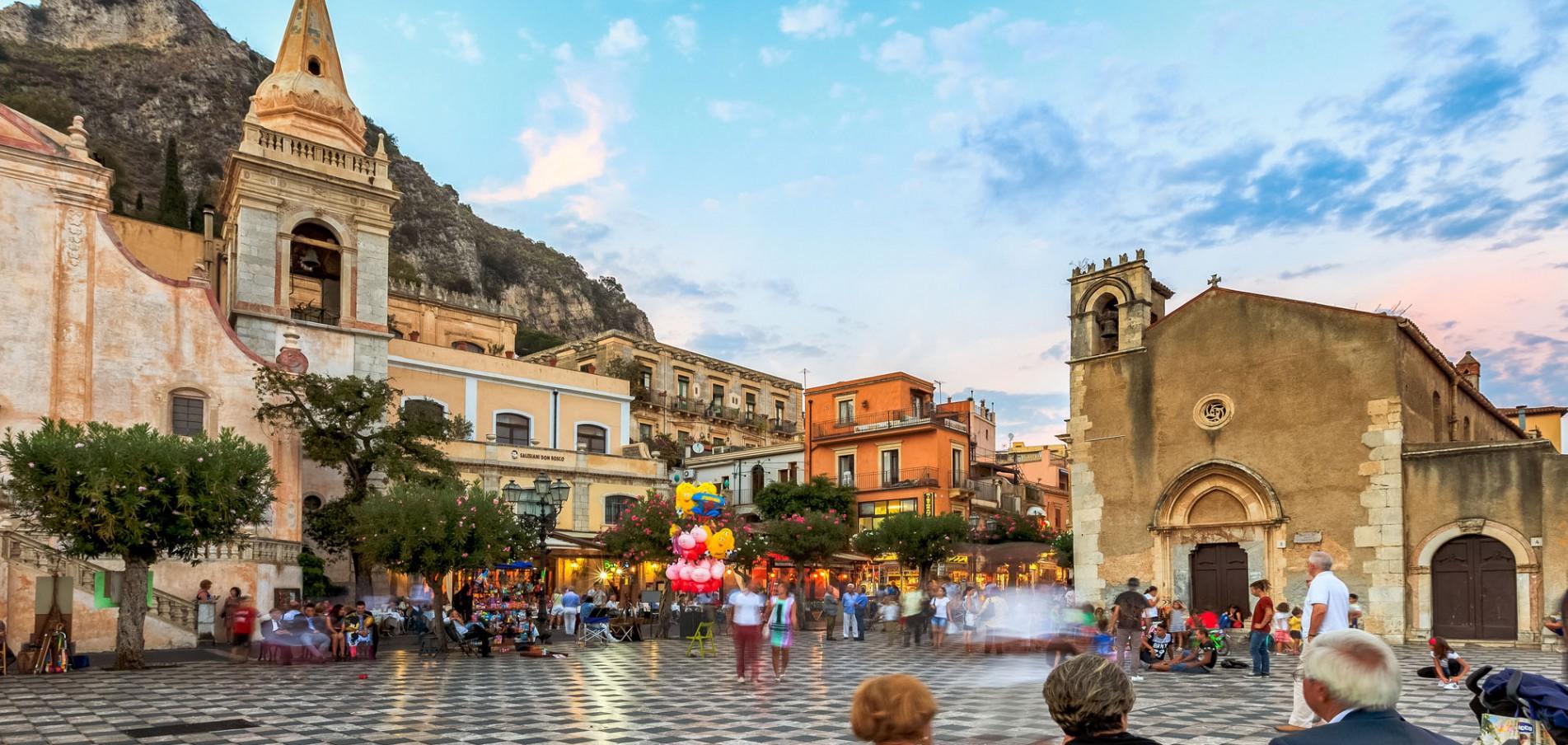 Willkommen in Sizilien ... im Zauber des Südens.