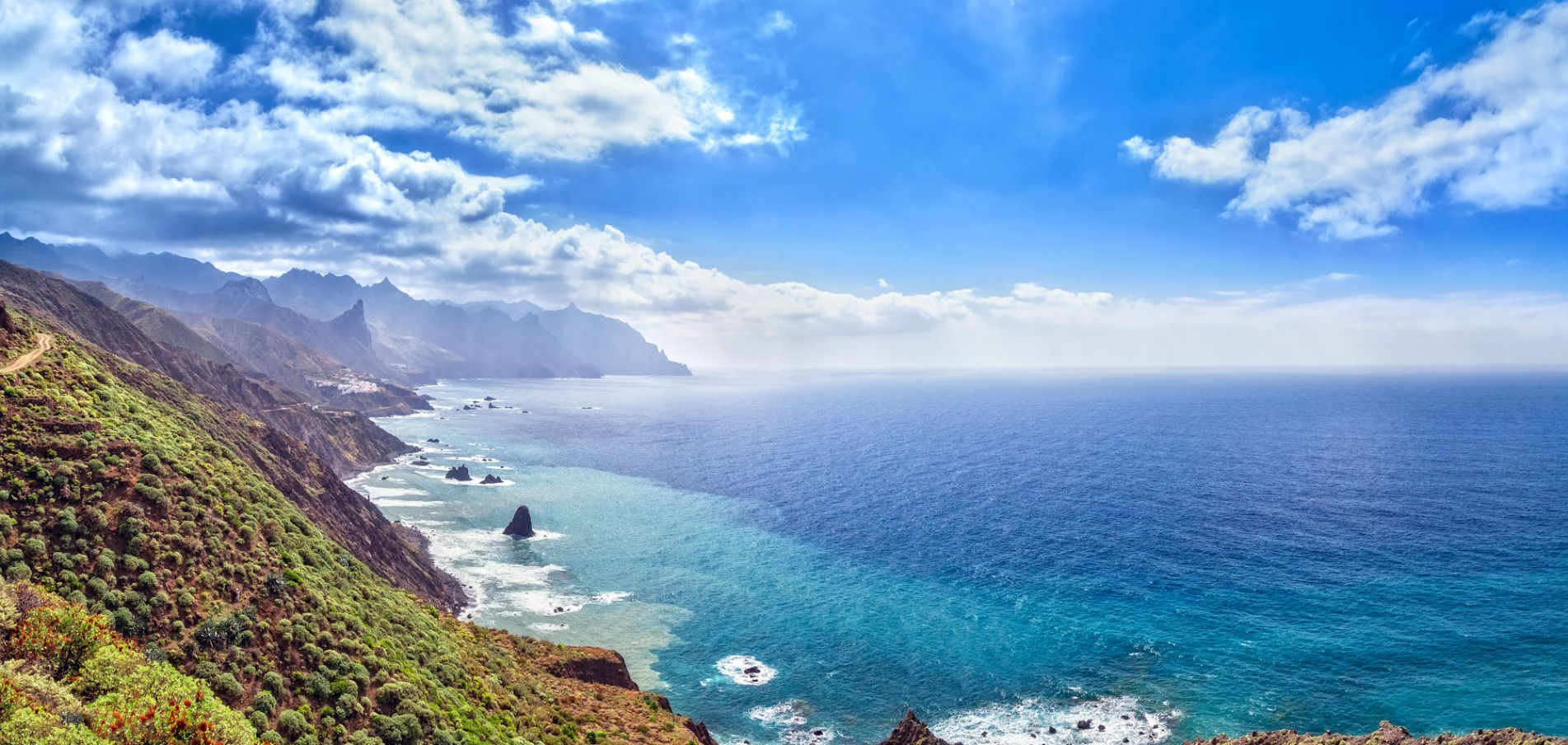 Willkommen auf Teneriffa ... auf der Insel des ewigen Frühlings!