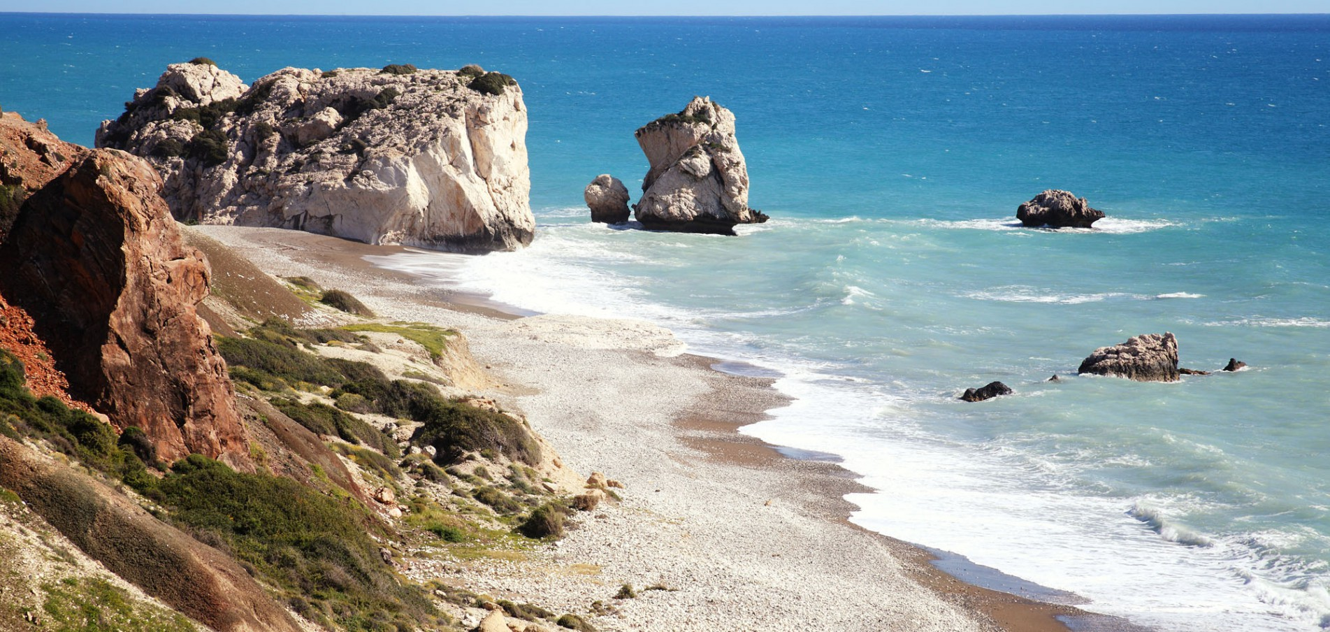 Willkommen auf Zypern ... wo die Götter Urlaub machen!