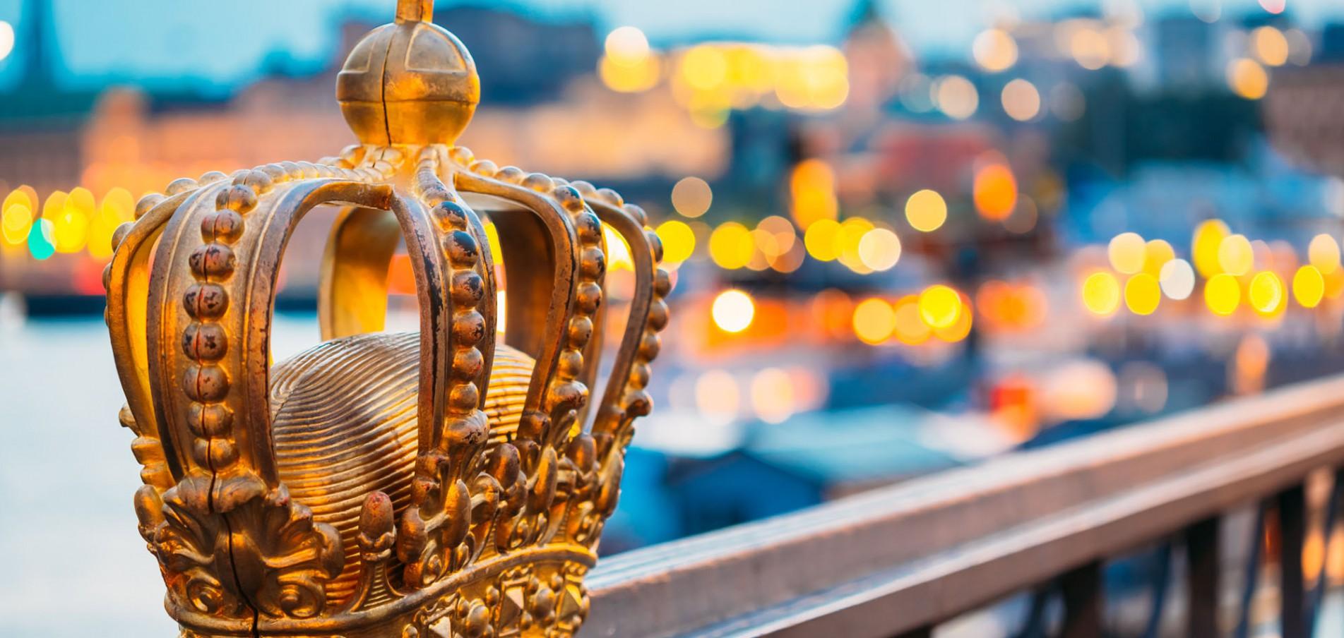 Willkommen in Stockholm ... dem Venedig des Nordens.!