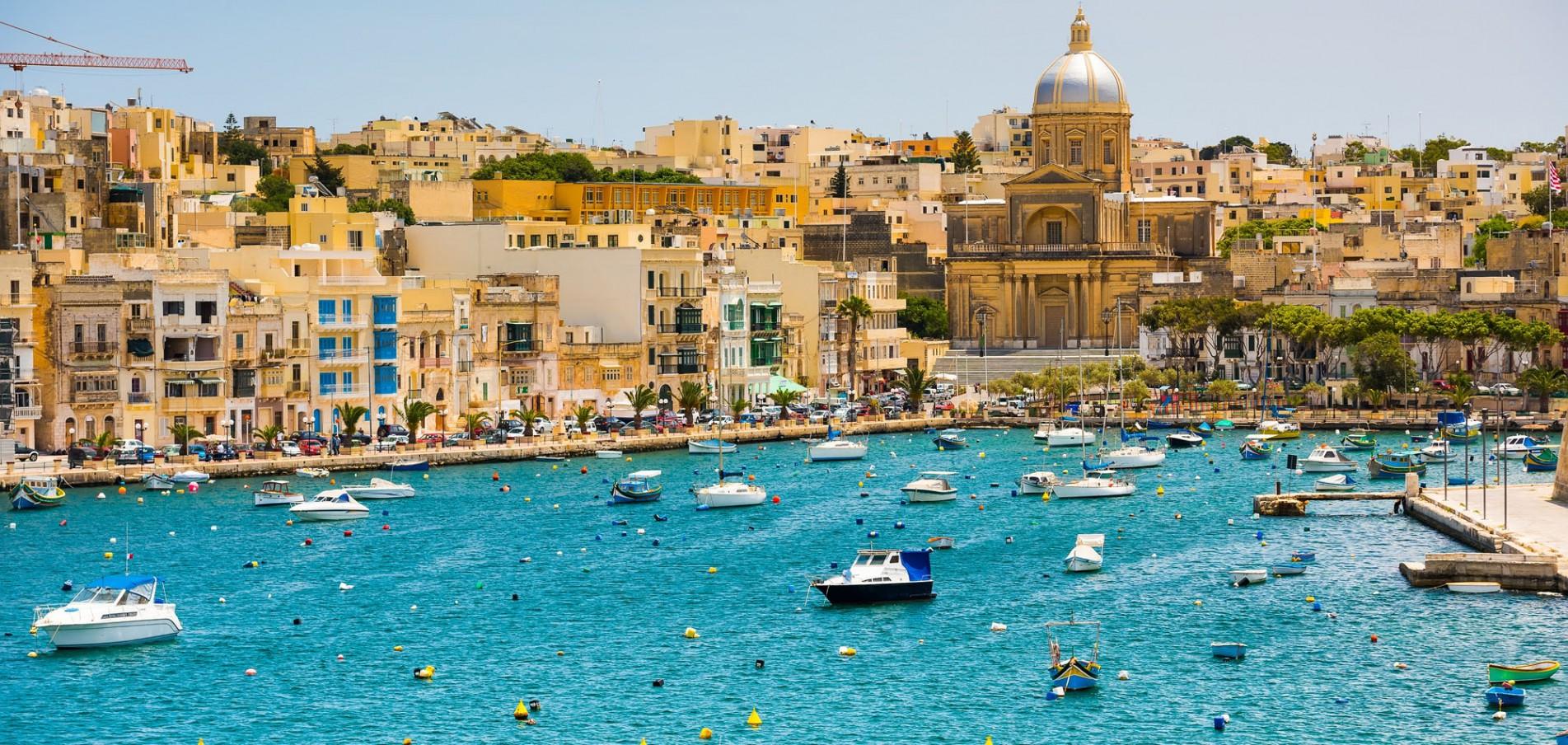 Willkommen auf Malta ... dem Herzen des Mittelmeers!