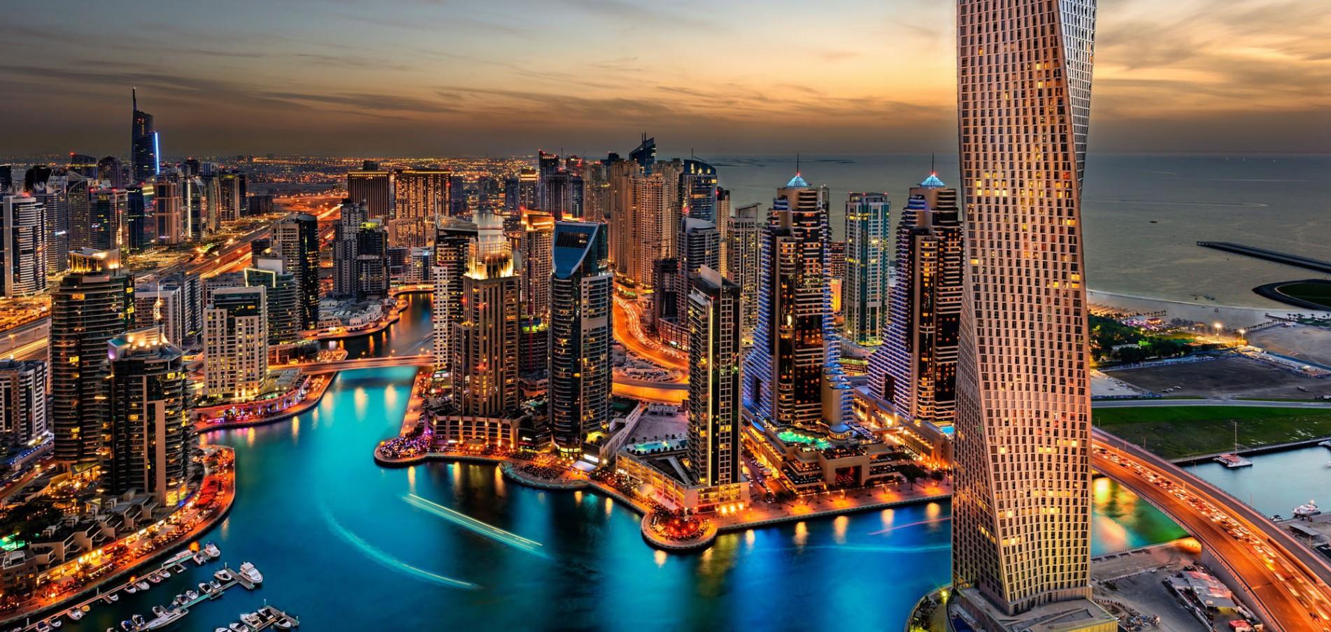 WILLKOMMEN IN DUBAI ... im Übermorgenland!