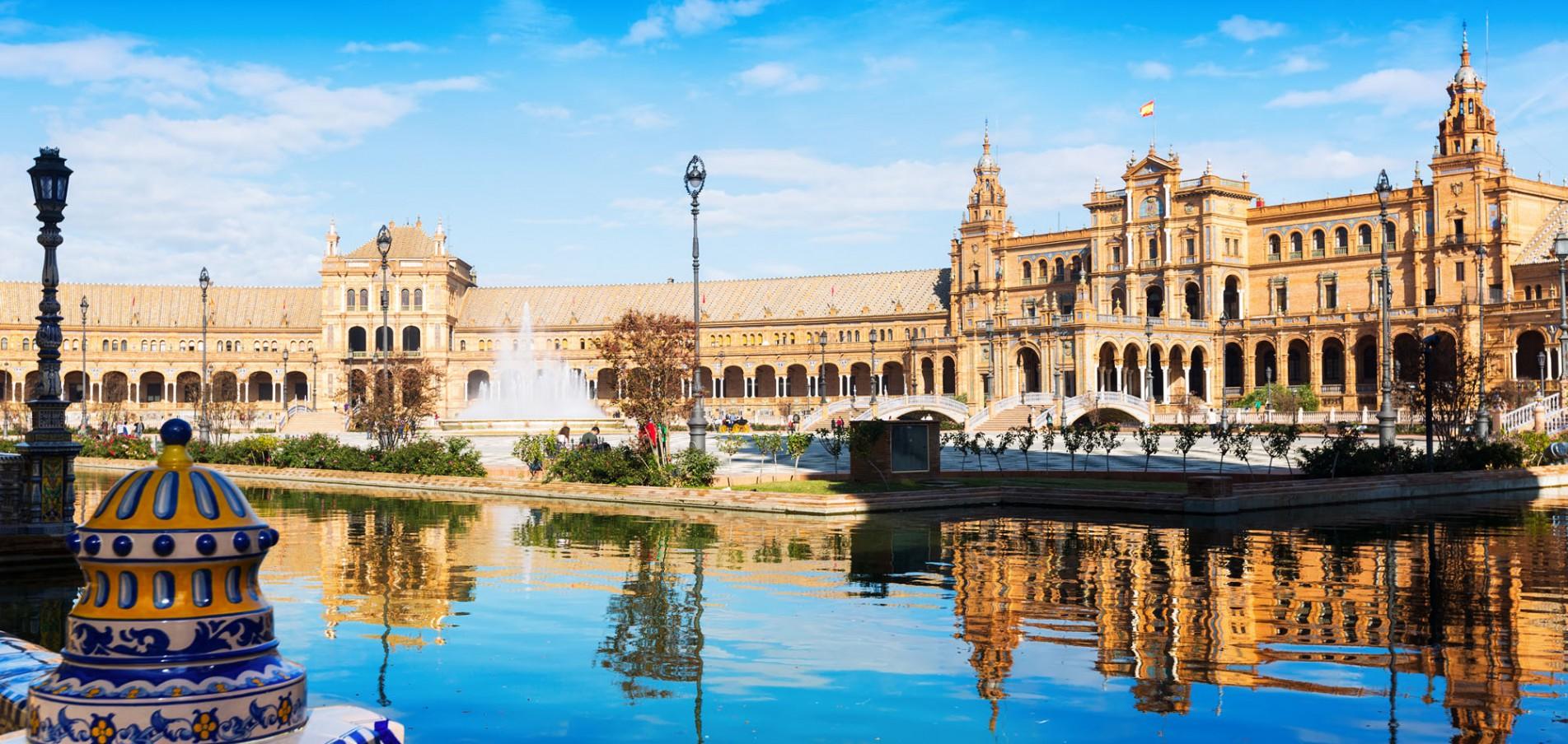 Willkommen in Sevilla ... im feurigen Andalusien.