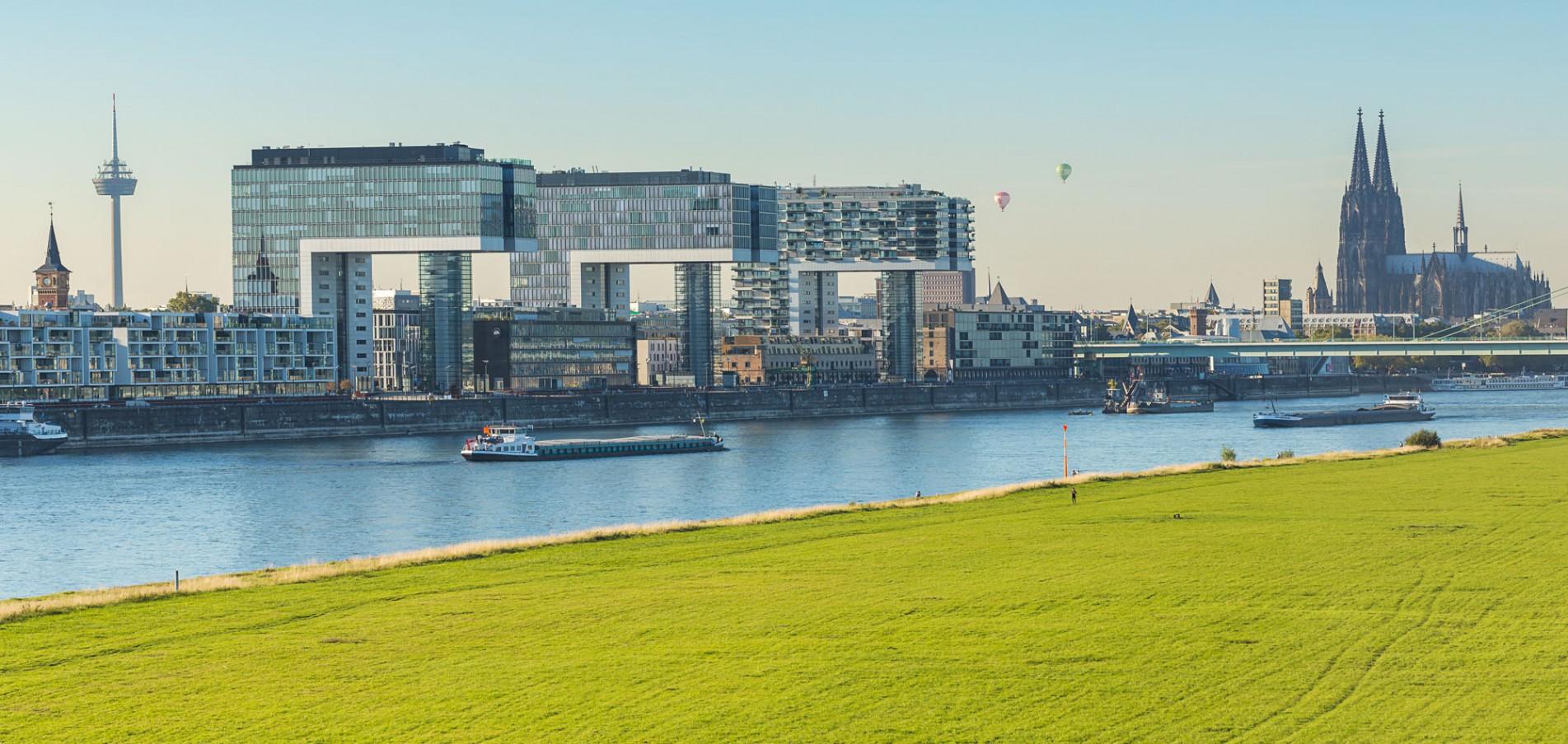 Willkommen in Köln ... der Domstadt am Rhein!