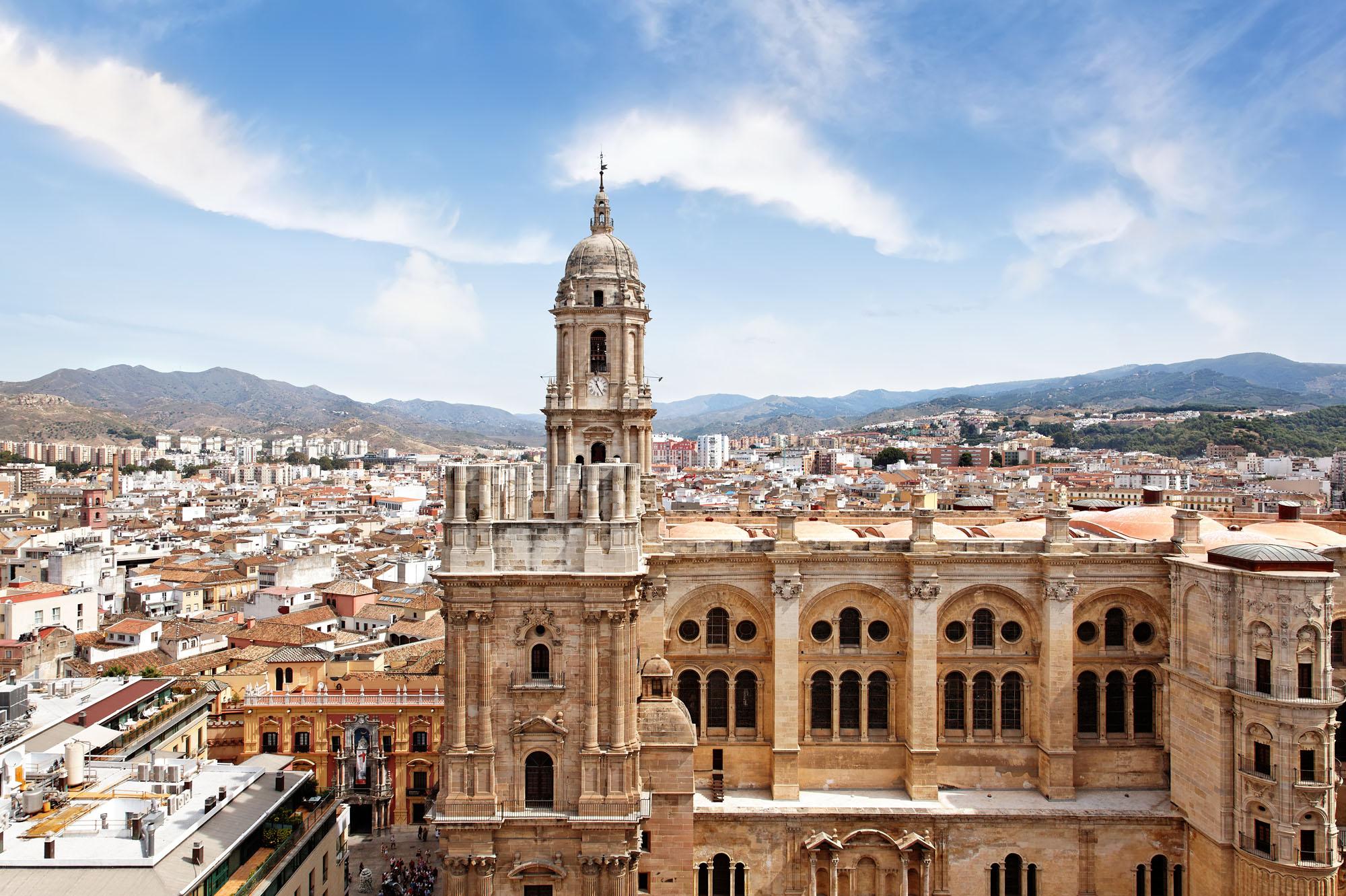 Ville D Algrave Espagne