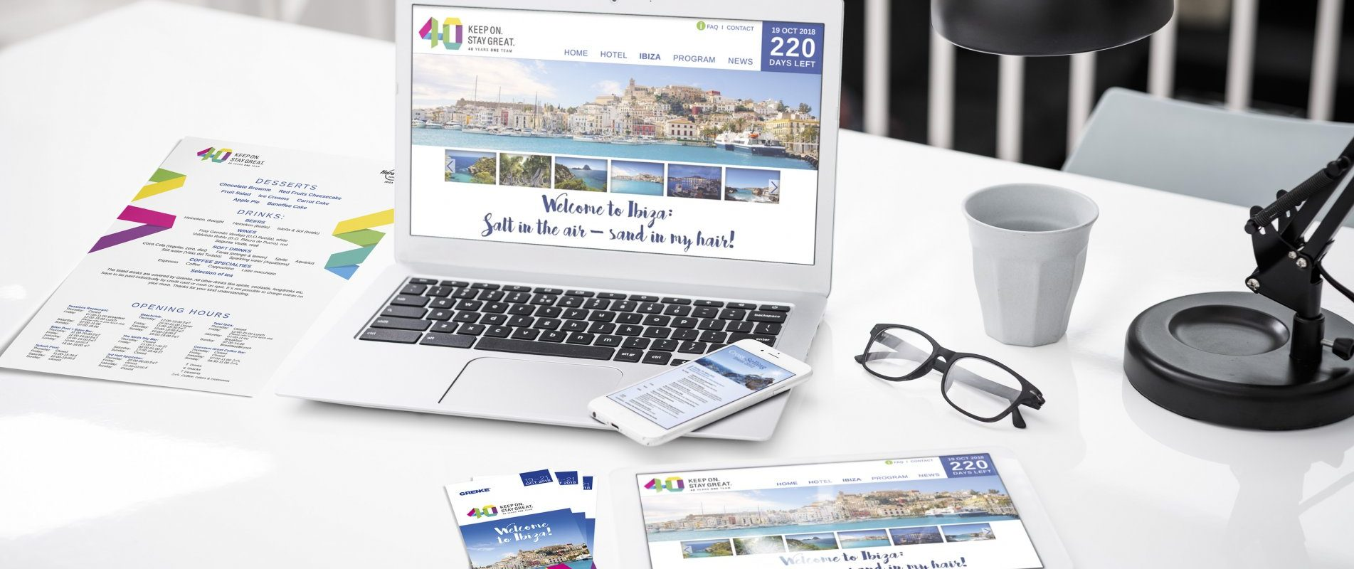 Print & Online Kommunikation