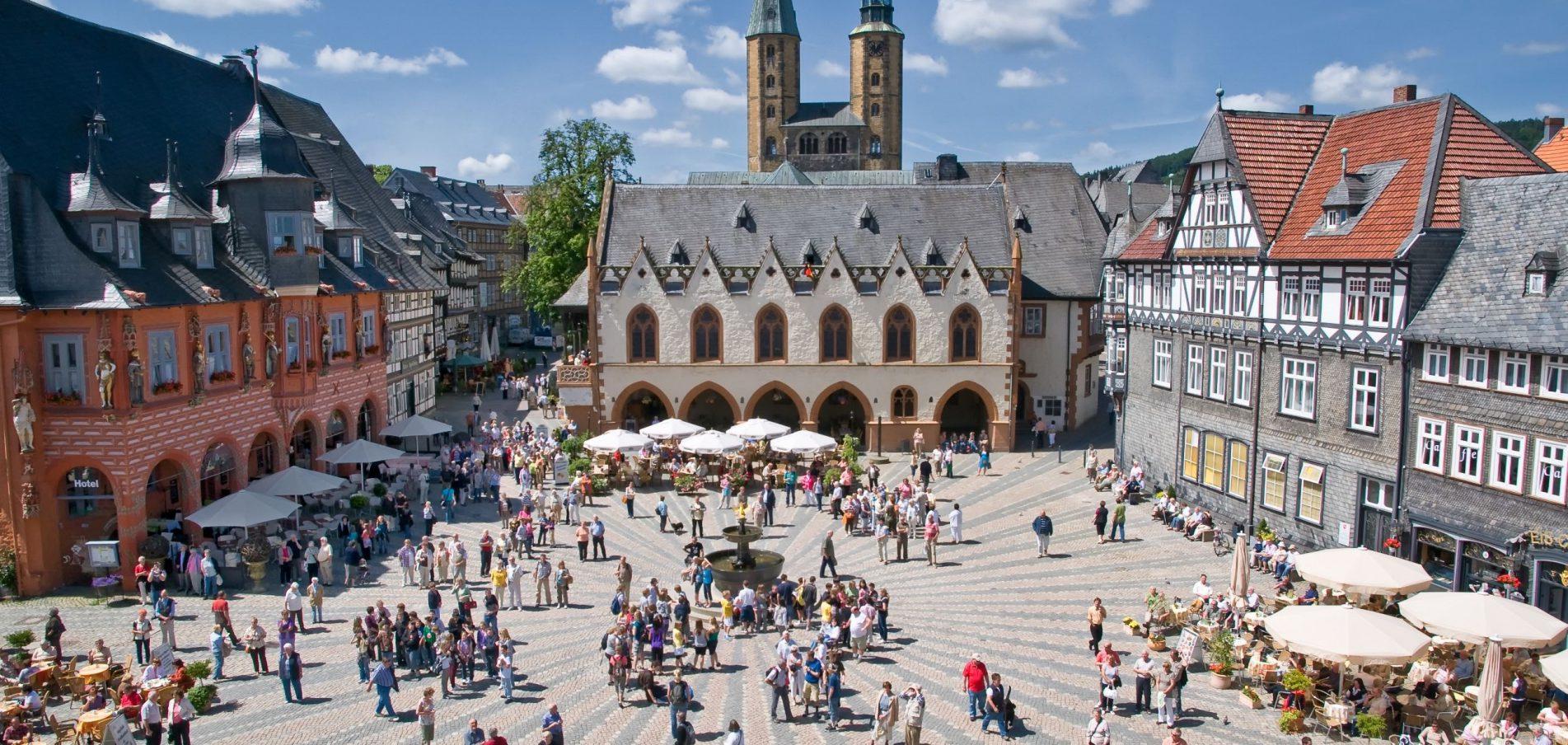 Willkommen im Harz ...Geschichte an jeder Ecke!