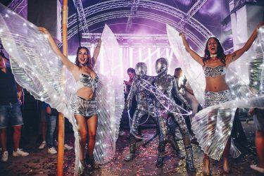 Ibiza Jubiläums-Incentive für 850 internationale Mitarbeiter