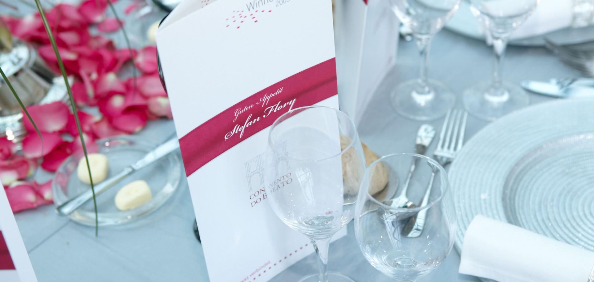 Exklusive Gala-Events  ...für besondere Anlässe!