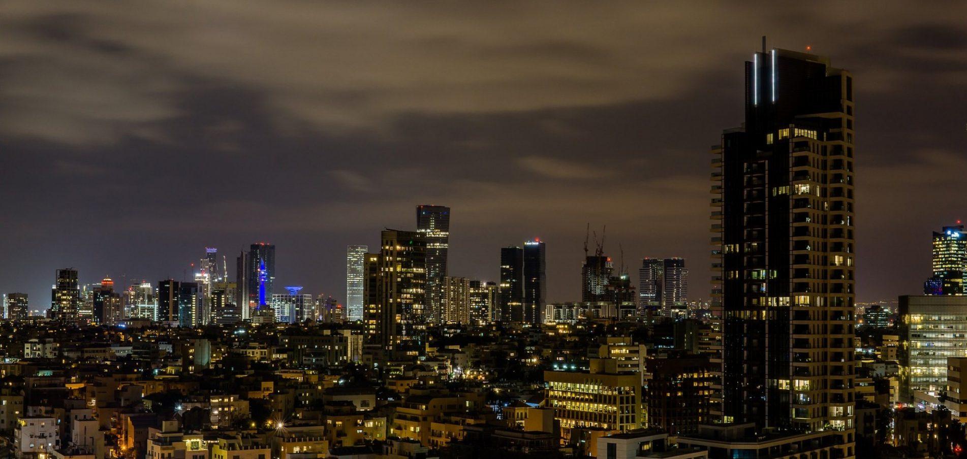 Skyline Tel Aviv ... eine Stadt zum Staunen