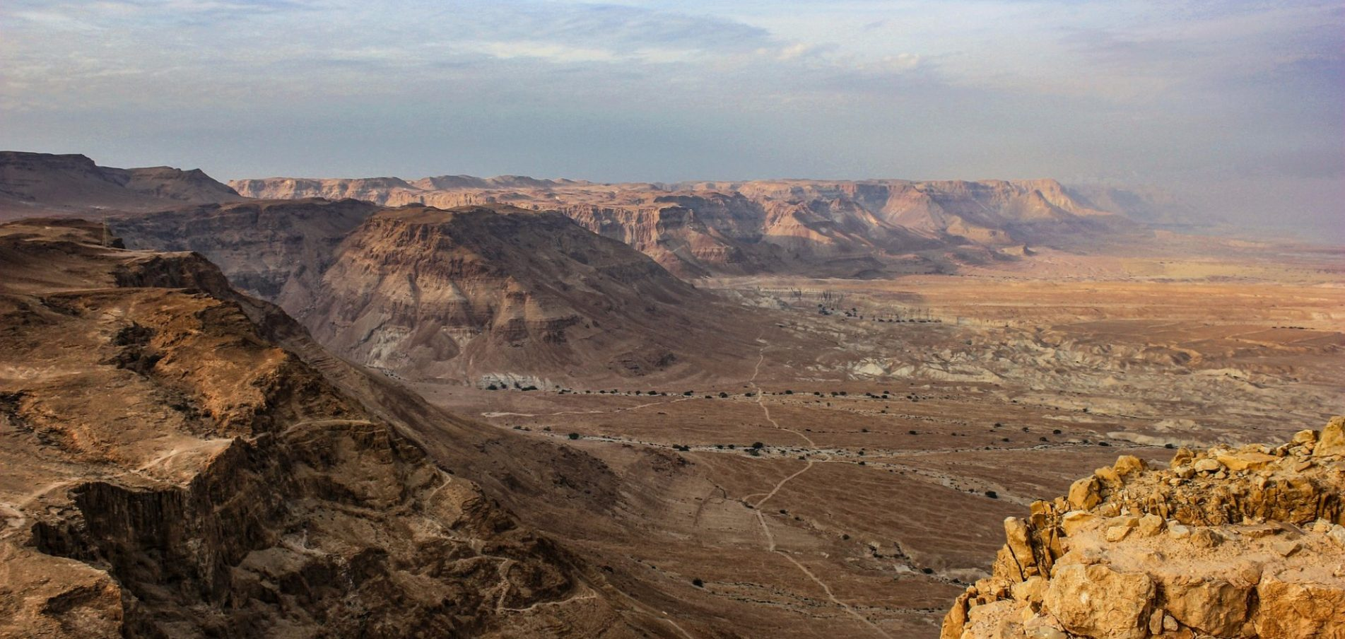 Offroad ... unterwegs in der Wüste Israels