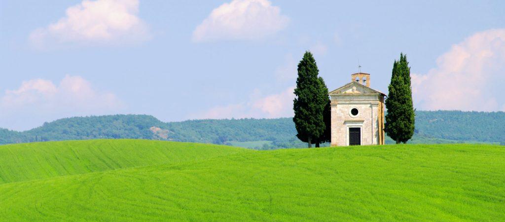 Toskana Kapelle - Tuscany chapel 01
