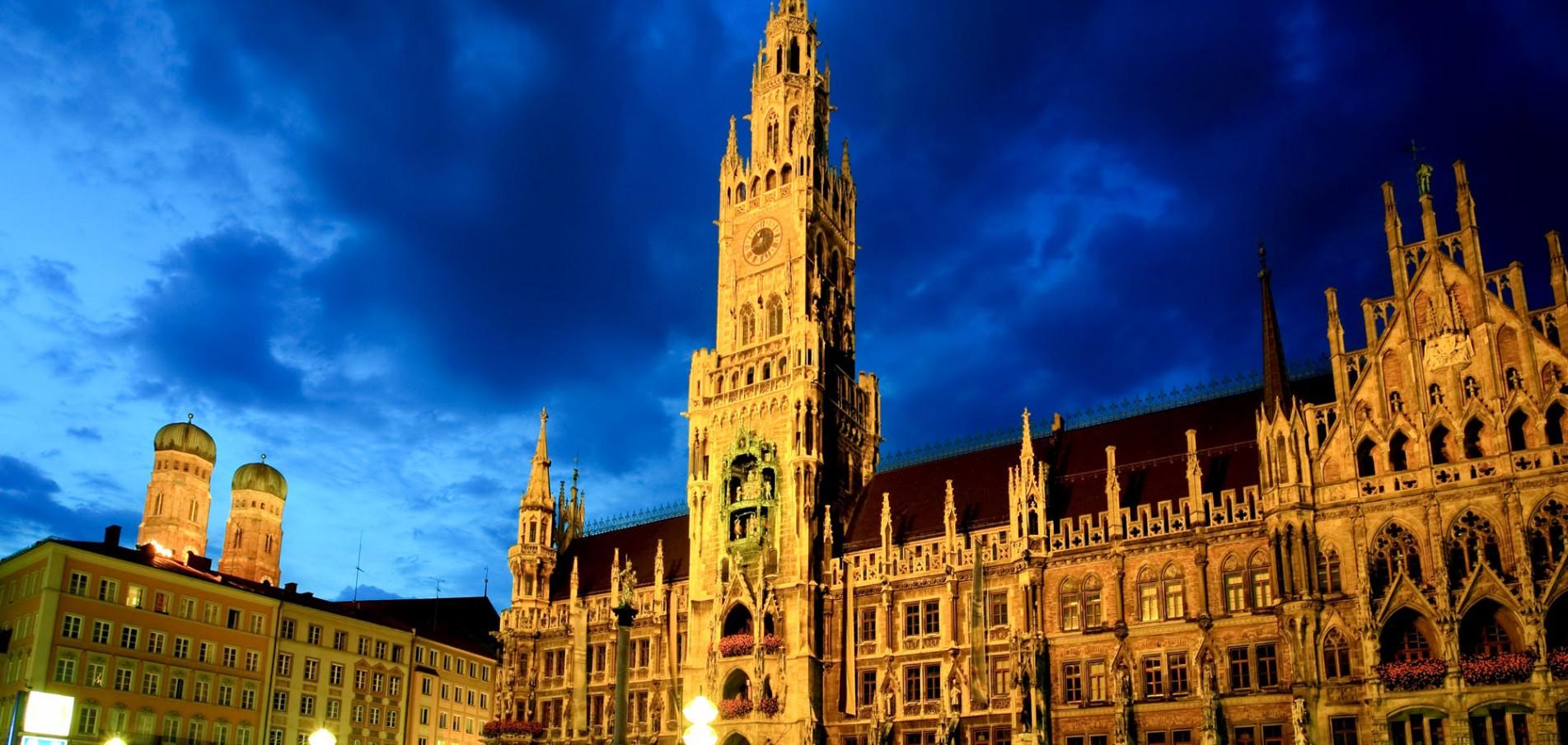 Willkommen in München ... Weltstadt mit Herz!