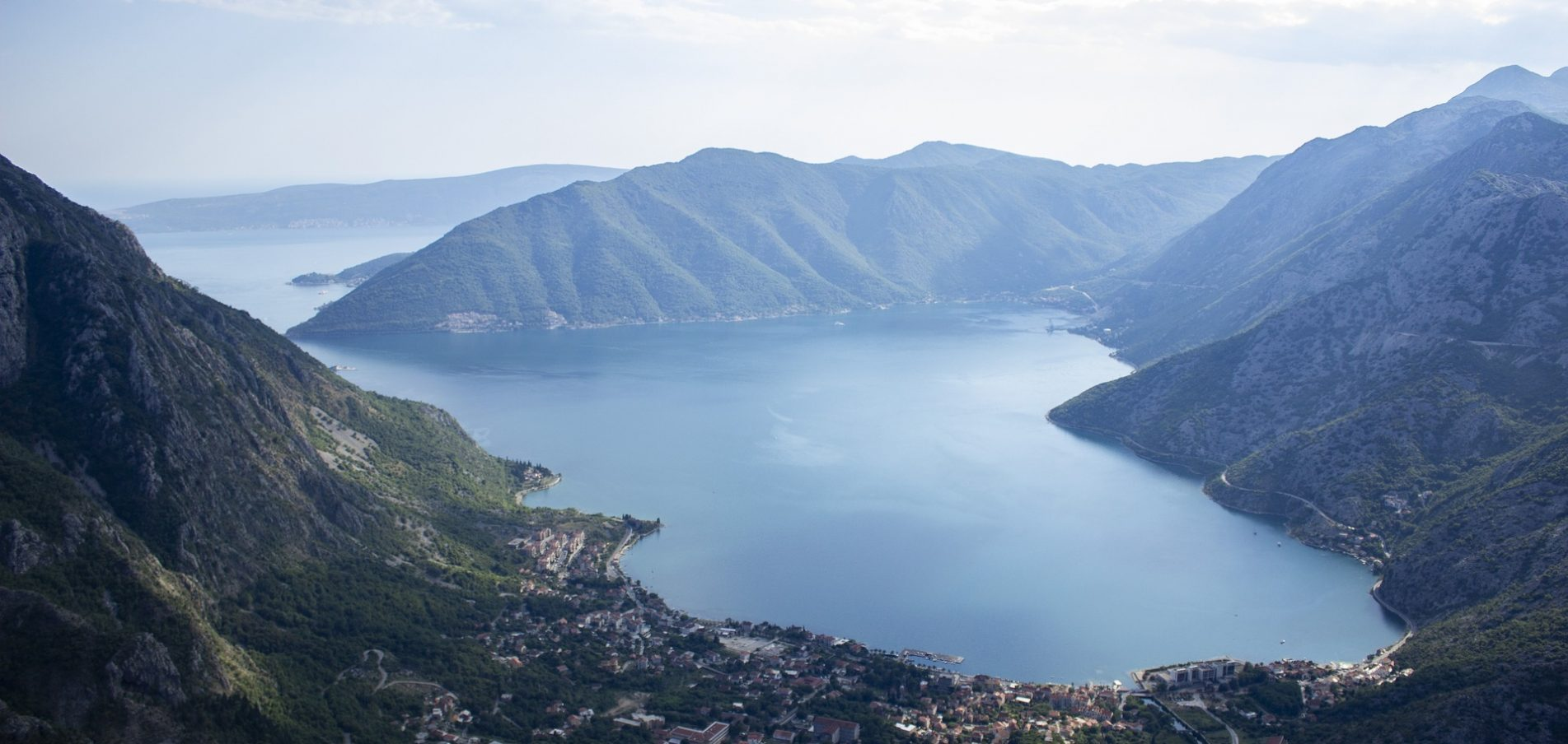 Willkommen in Montenegro  … wenn Gott malt.