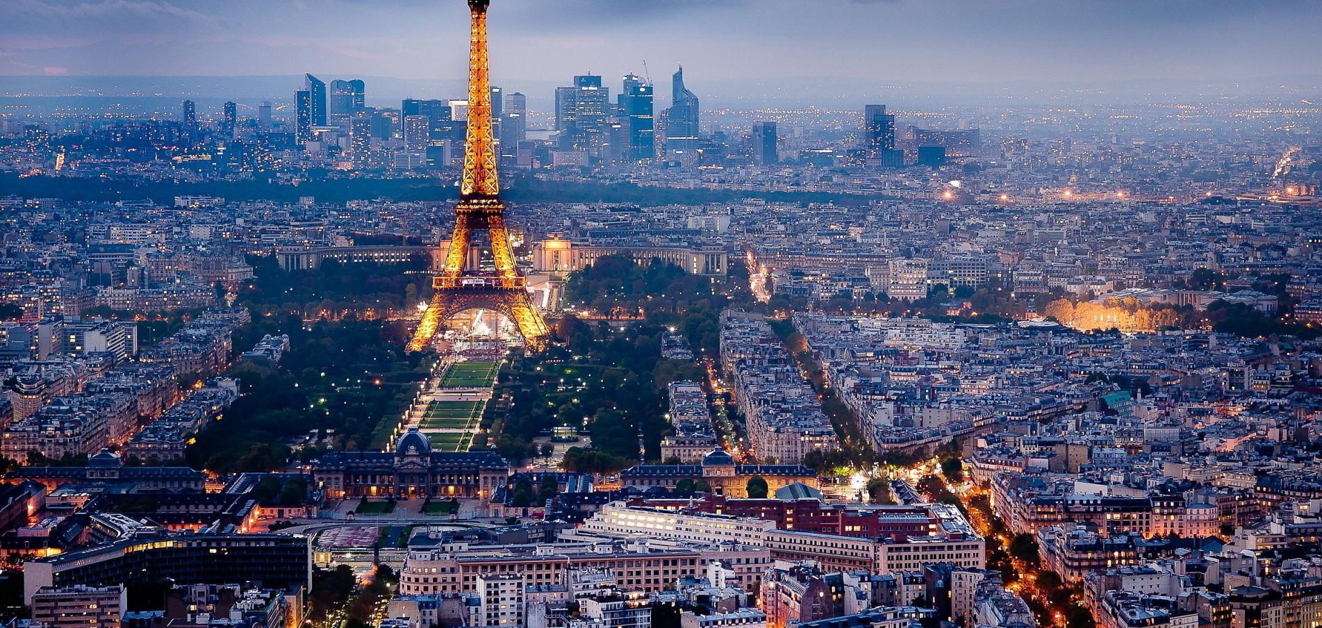 WILLKOMMEN IN PARIS ... der Stadt der Liebe!