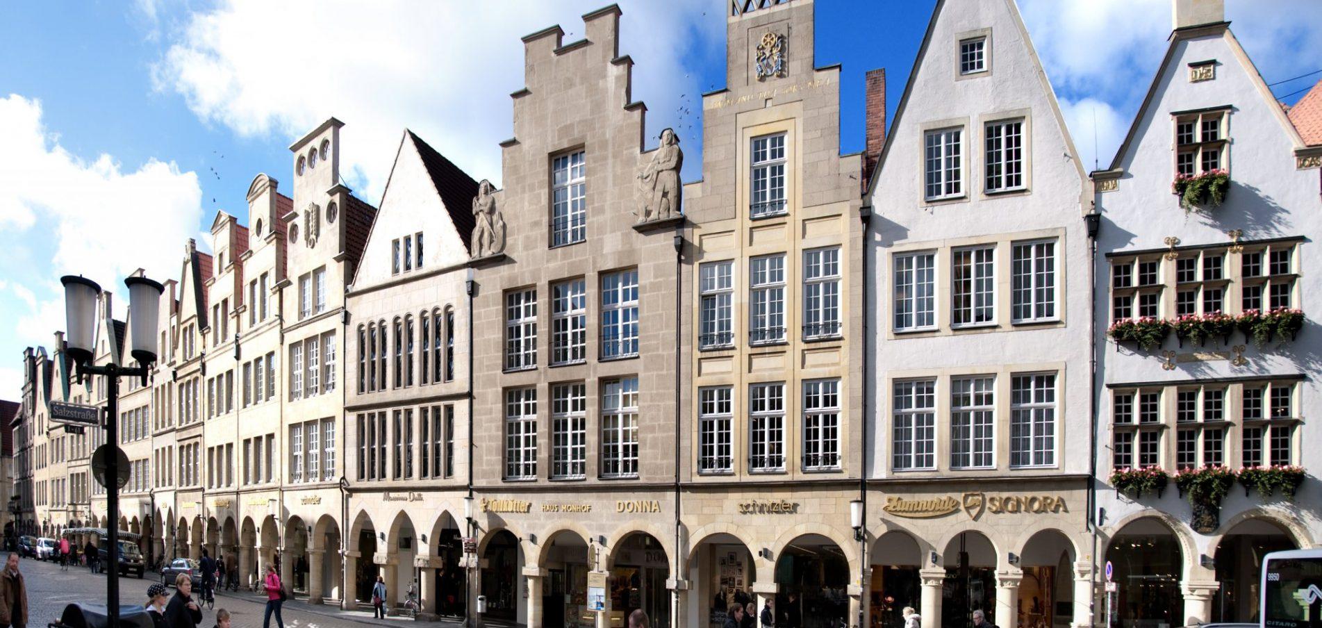 Willkommen in Münster ...der Fahrradstadt!