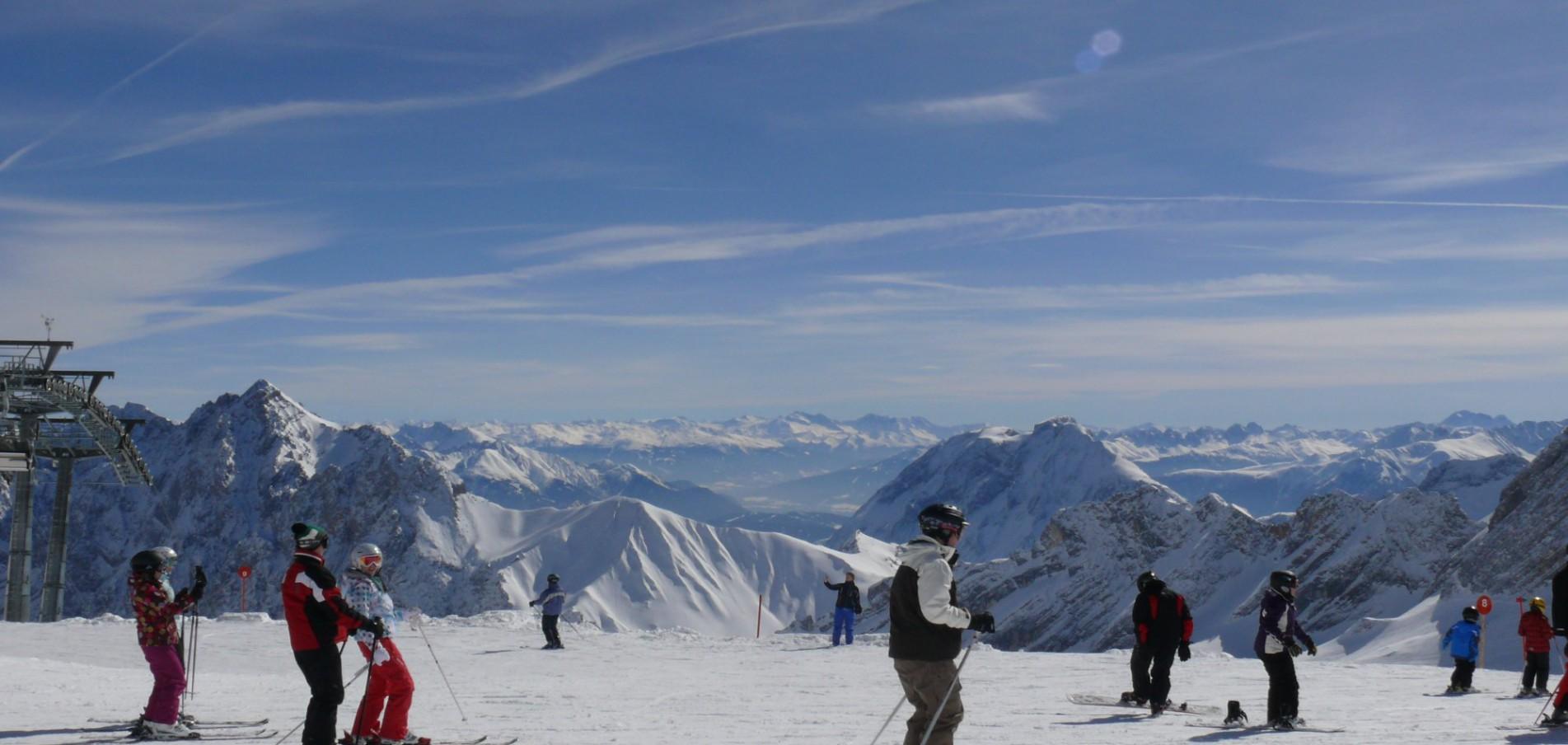 Incentive Zugspitze! Wir stürmen den Gipfel!